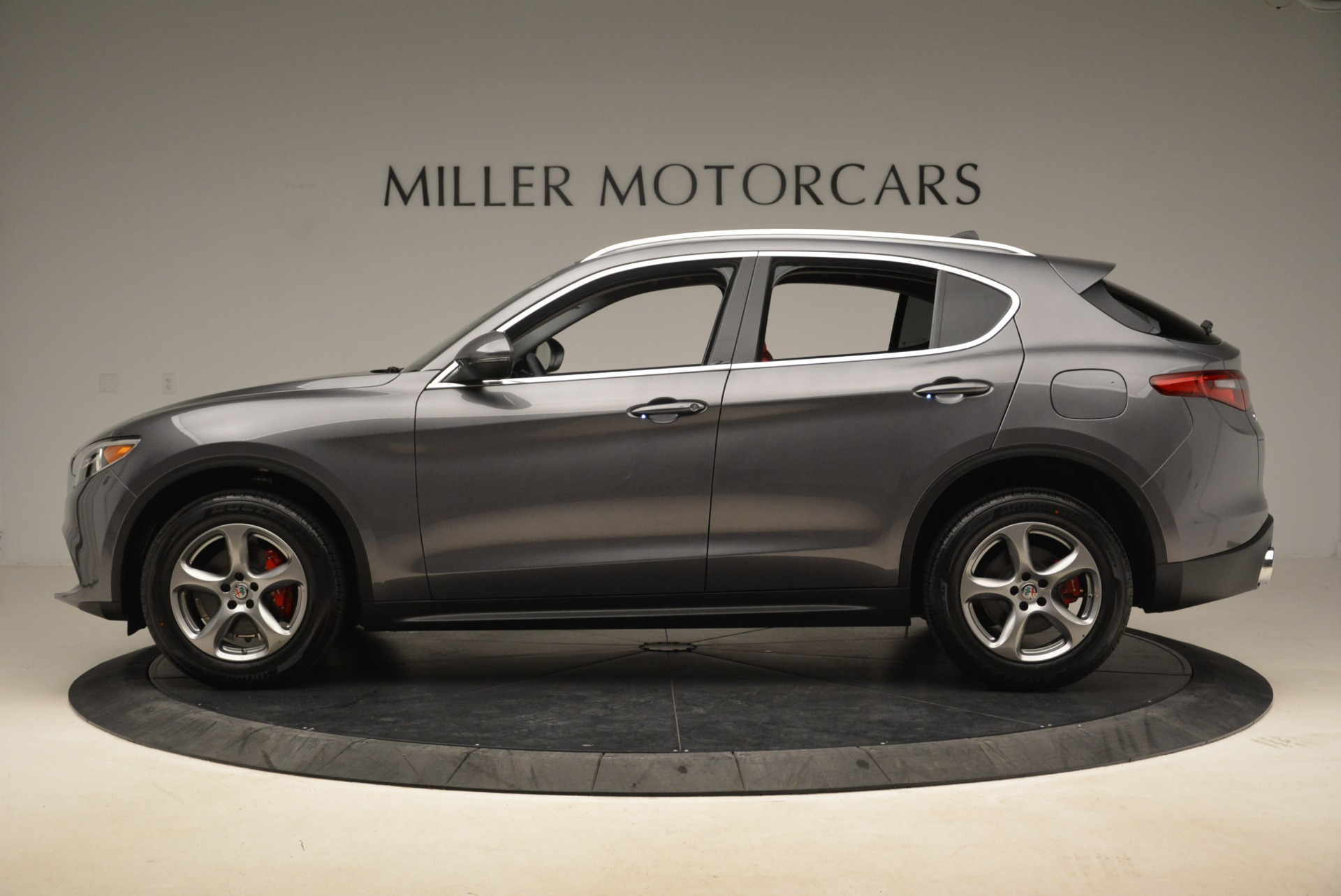 New 2018 Alfa Romeo Stelvio Q4 For Sale In Greenwich, CT 1592_p3