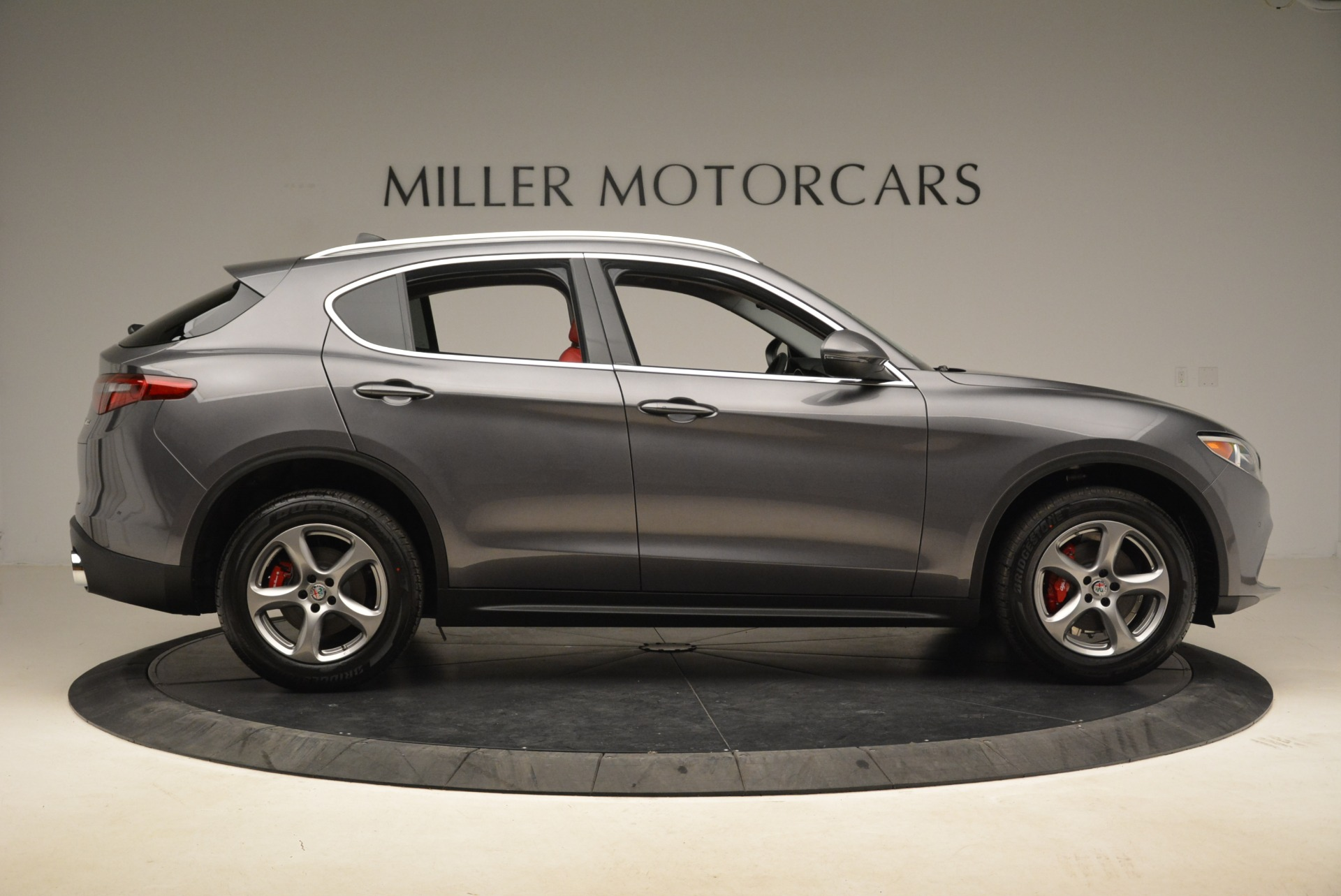 New 2018 Alfa Romeo Stelvio Q4 For Sale In Greenwich, CT 1592_p9