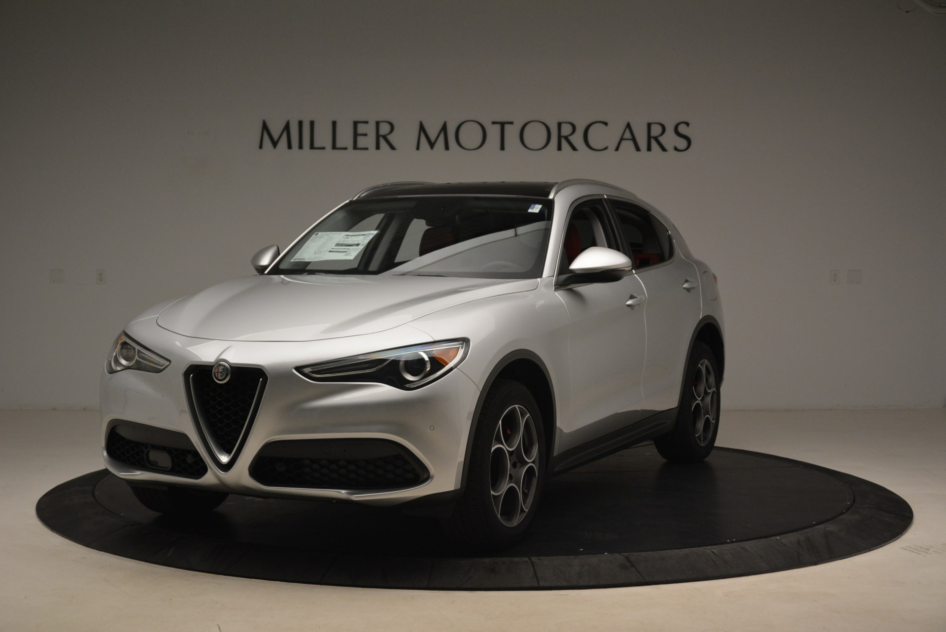 New 2018 Alfa Romeo Stelvio Ti Q4 For Sale In Greenwich, CT 1593_main