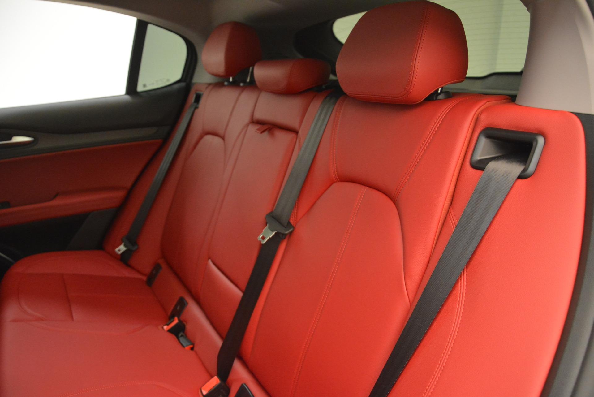 New 2018 Alfa Romeo Stelvio Ti Q4 For Sale In Greenwich, CT 1593_p18