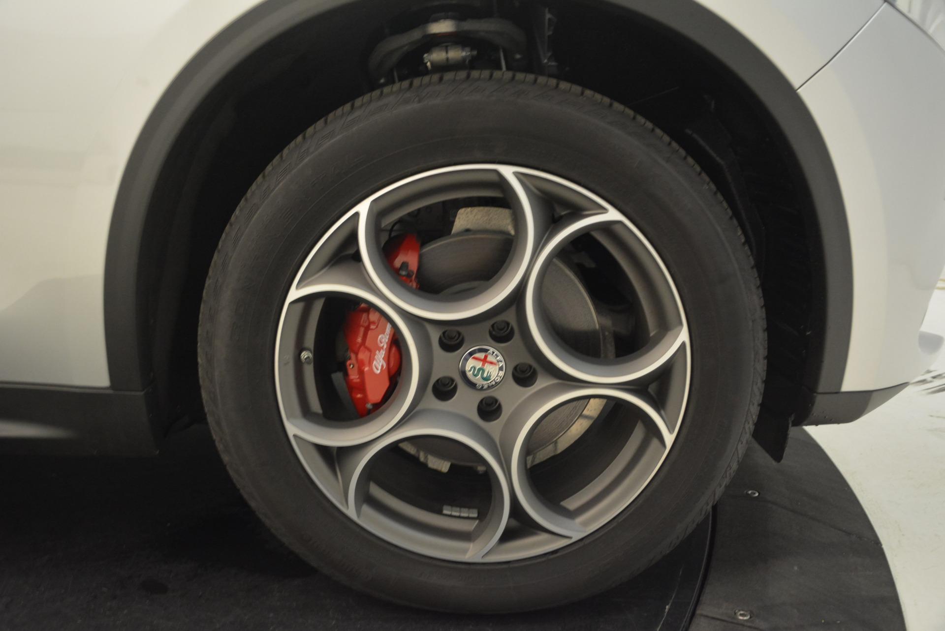 New 2018 Alfa Romeo Stelvio Ti Q4 For Sale In Greenwich, CT 1593_p25