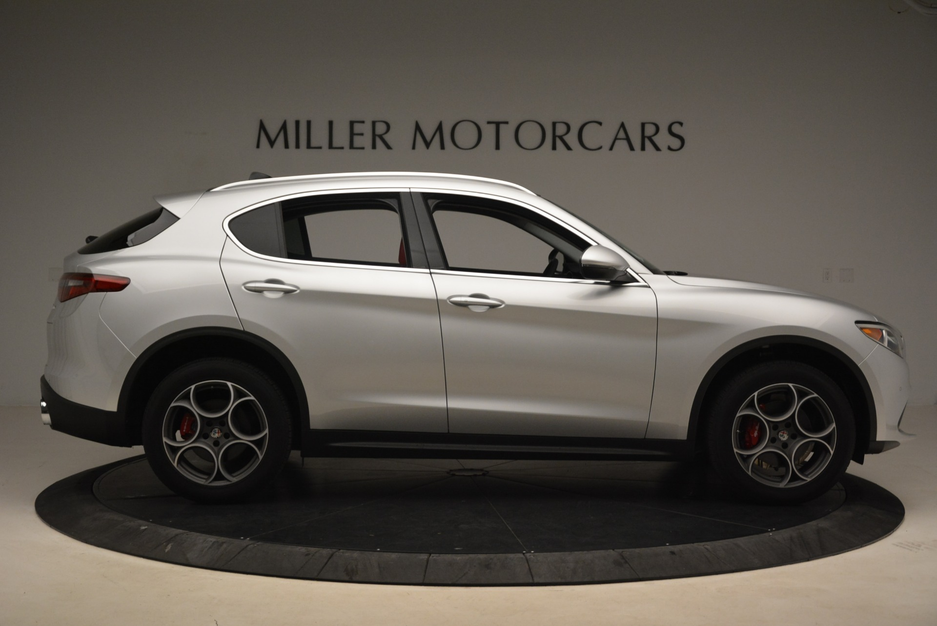 New 2018 Alfa Romeo Stelvio Ti Q4 For Sale In Greenwich, CT 1593_p9