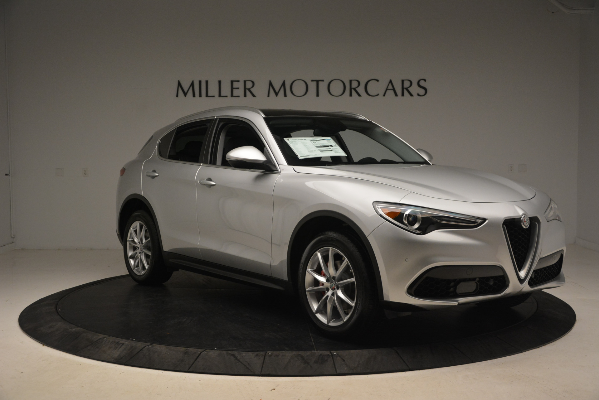 New 2018 Alfa Romeo Stelvio Ti Q4 For Sale In Greenwich, CT 1594_p11