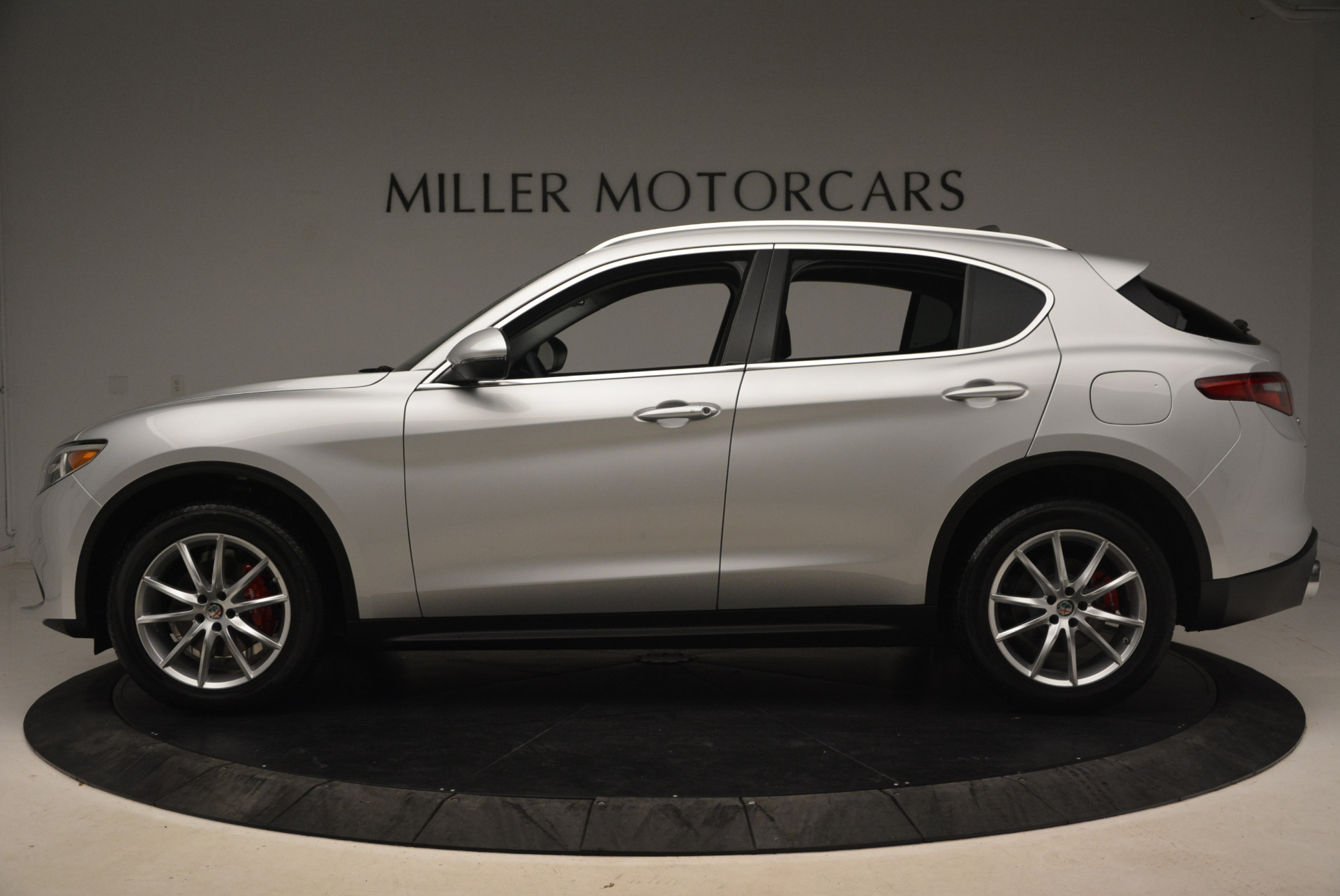New 2018 Alfa Romeo Stelvio Ti Q4 For Sale In Greenwich, CT 1594_p3