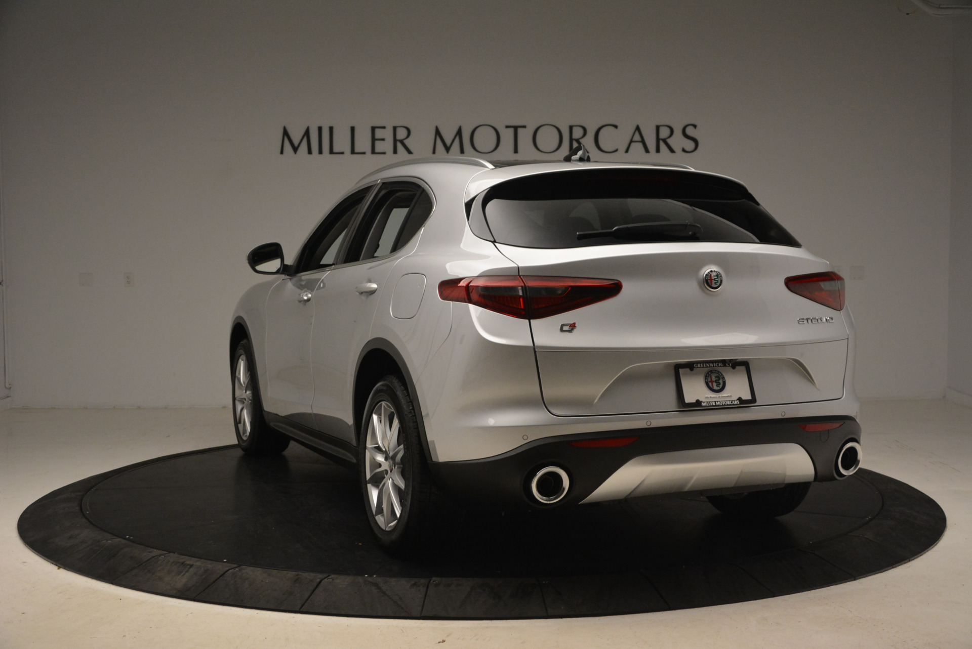 New 2018 Alfa Romeo Stelvio Ti Q4 For Sale In Greenwich, CT 1594_p5