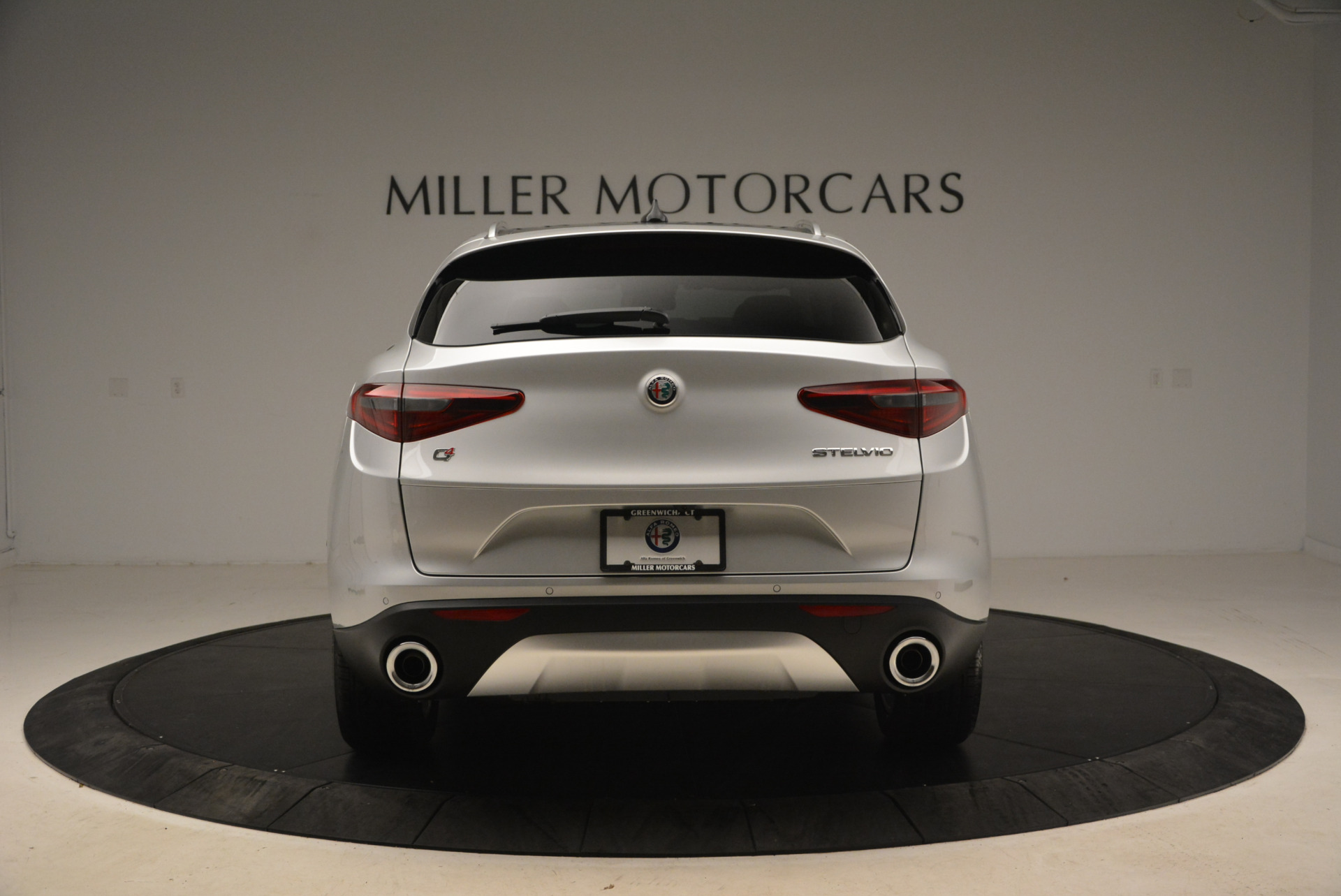 New 2018 Alfa Romeo Stelvio Ti Q4 For Sale In Greenwich, CT 1594_p6