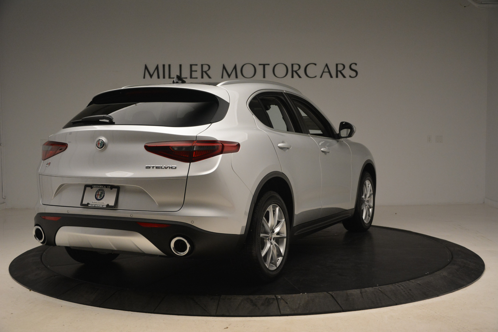 New 2018 Alfa Romeo Stelvio Ti Q4 For Sale In Greenwich, CT 1594_p7