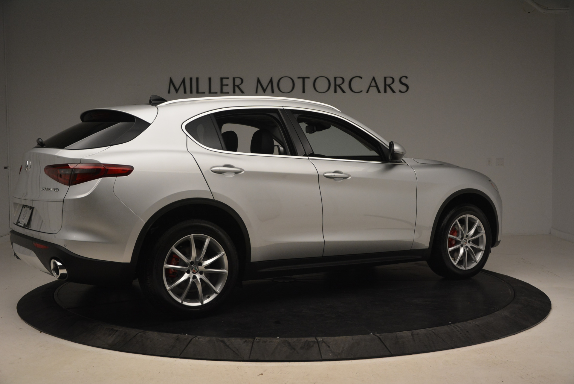 New 2018 Alfa Romeo Stelvio Ti Q4 For Sale In Greenwich, CT 1594_p8