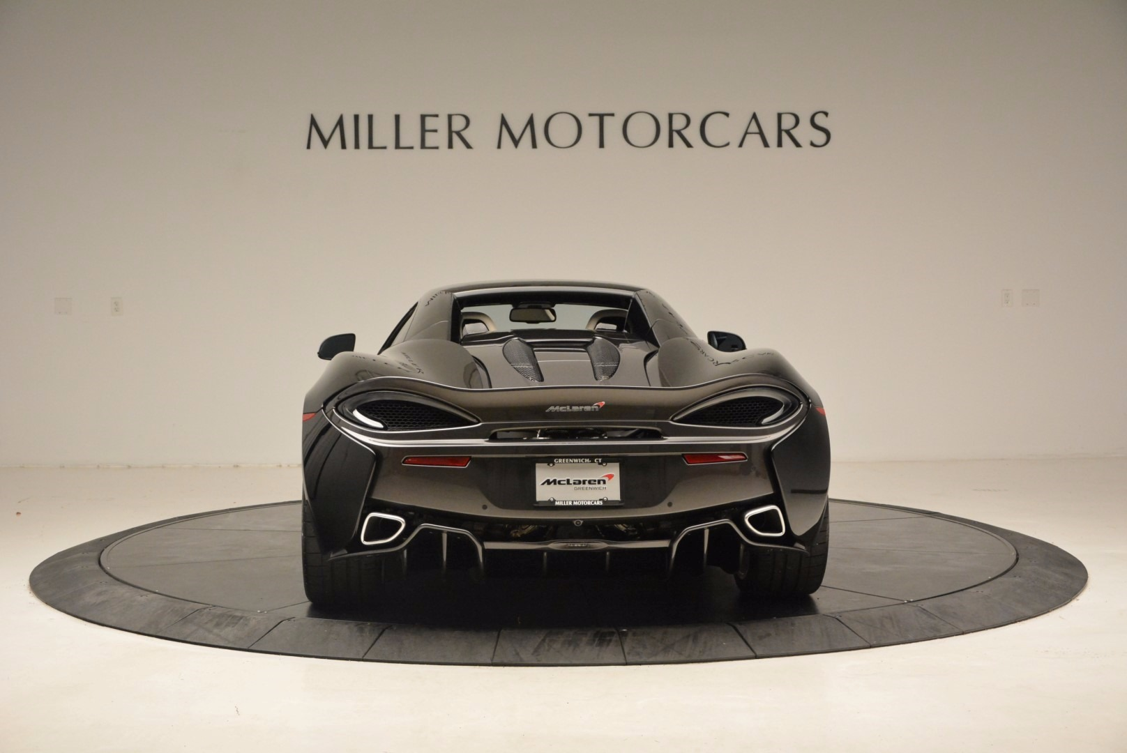 New 2018 McLaren 570S Spider  For Sale In Greenwich, CT 1595_p18