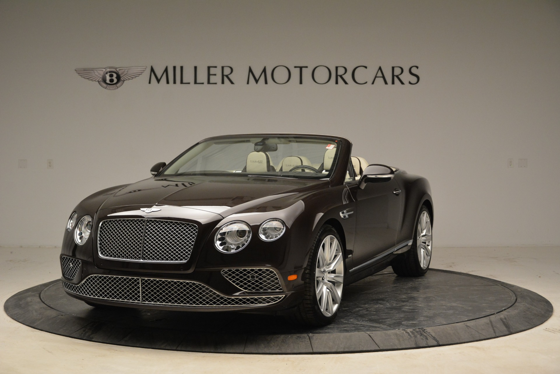 New 2018 Bentley Continental GT Timeless Series For Sale In Greenwich, CT 1596_main