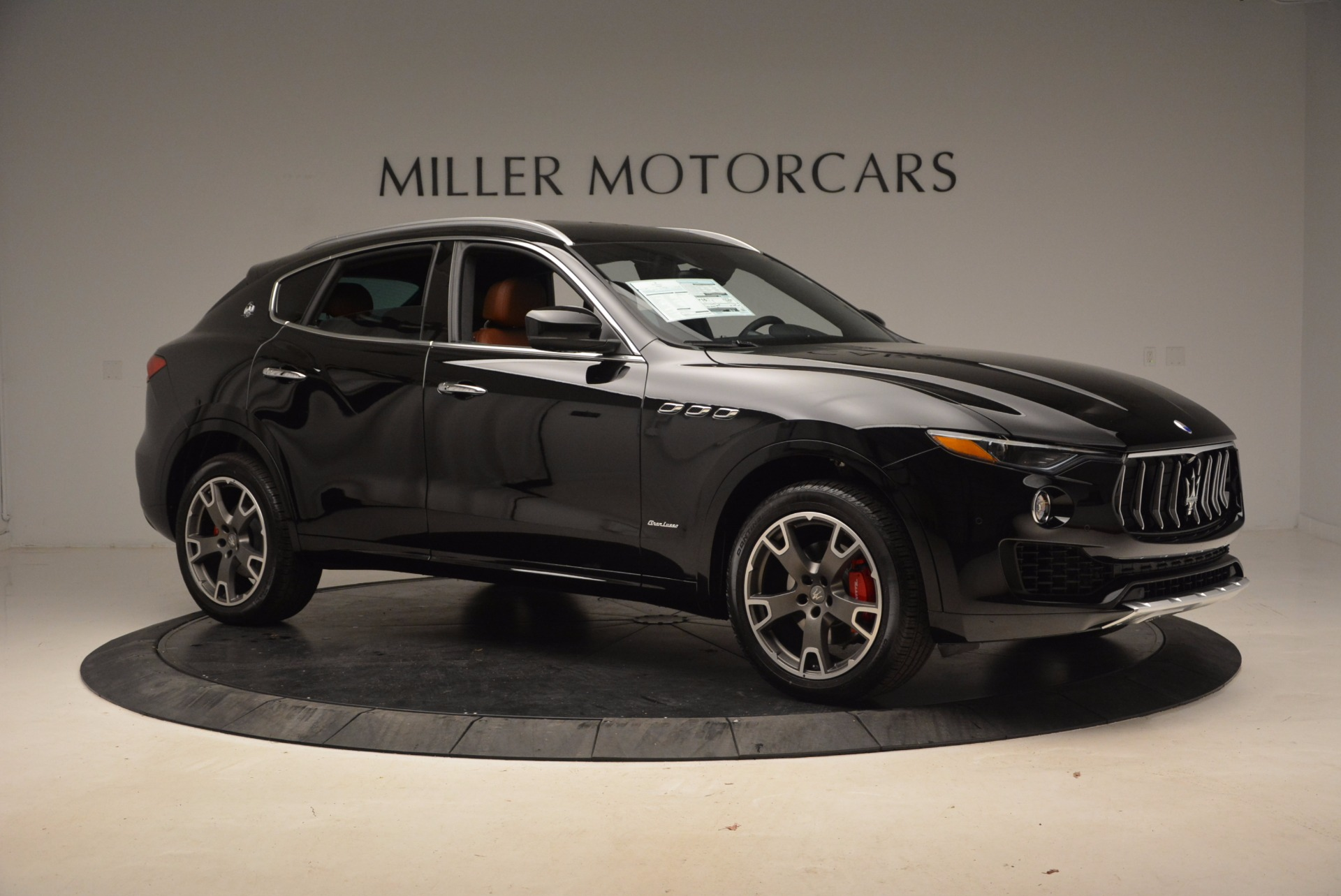 New 2018 Maserati Levante Q4 GranLusso For Sale In Greenwich, CT 1599_p10
