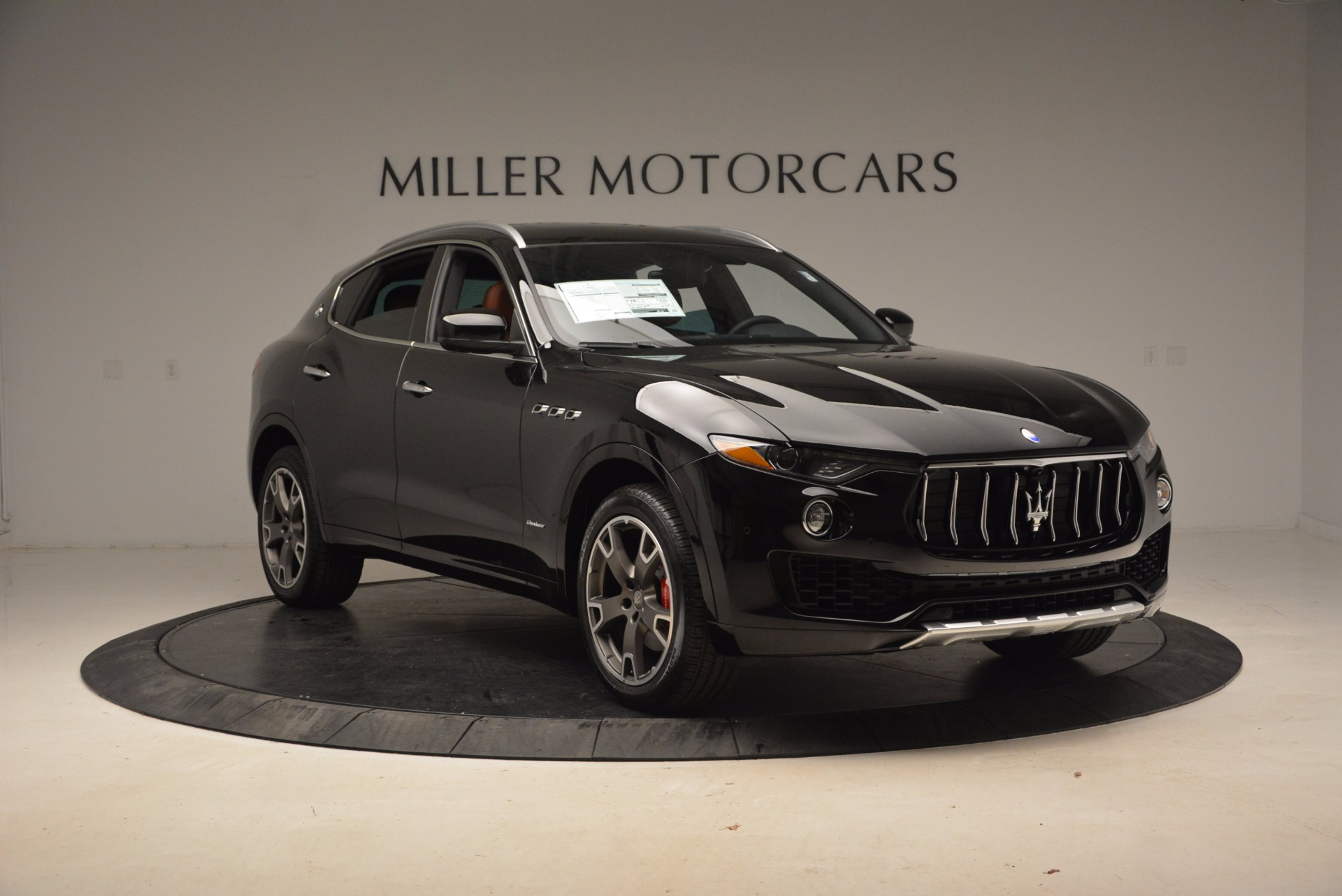 New 2018 Maserati Levante Q4 GranLusso For Sale In Greenwich, CT 1599_p11