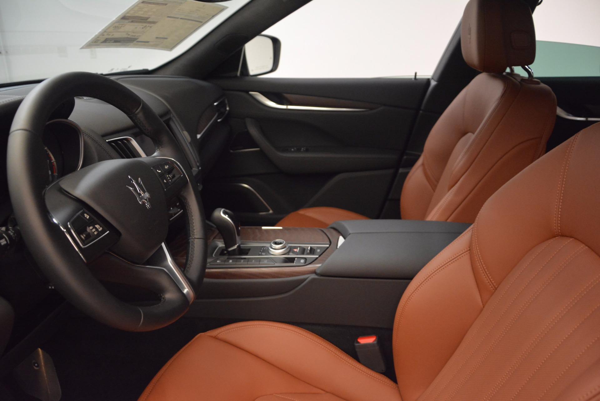 New 2018 Maserati Levante Q4 GranLusso For Sale In Greenwich, CT 1599_p15
