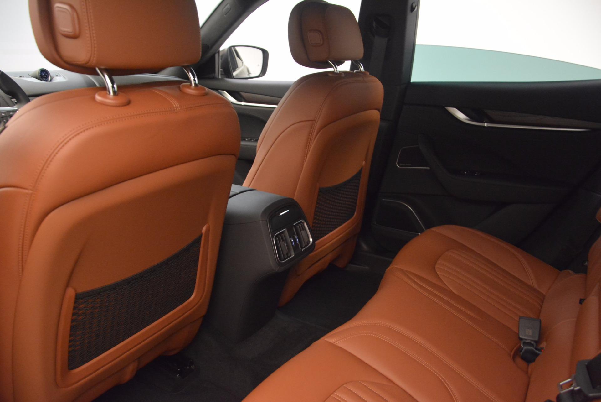 New 2018 Maserati Levante Q4 GranLusso For Sale In Greenwich, CT 1599_p18