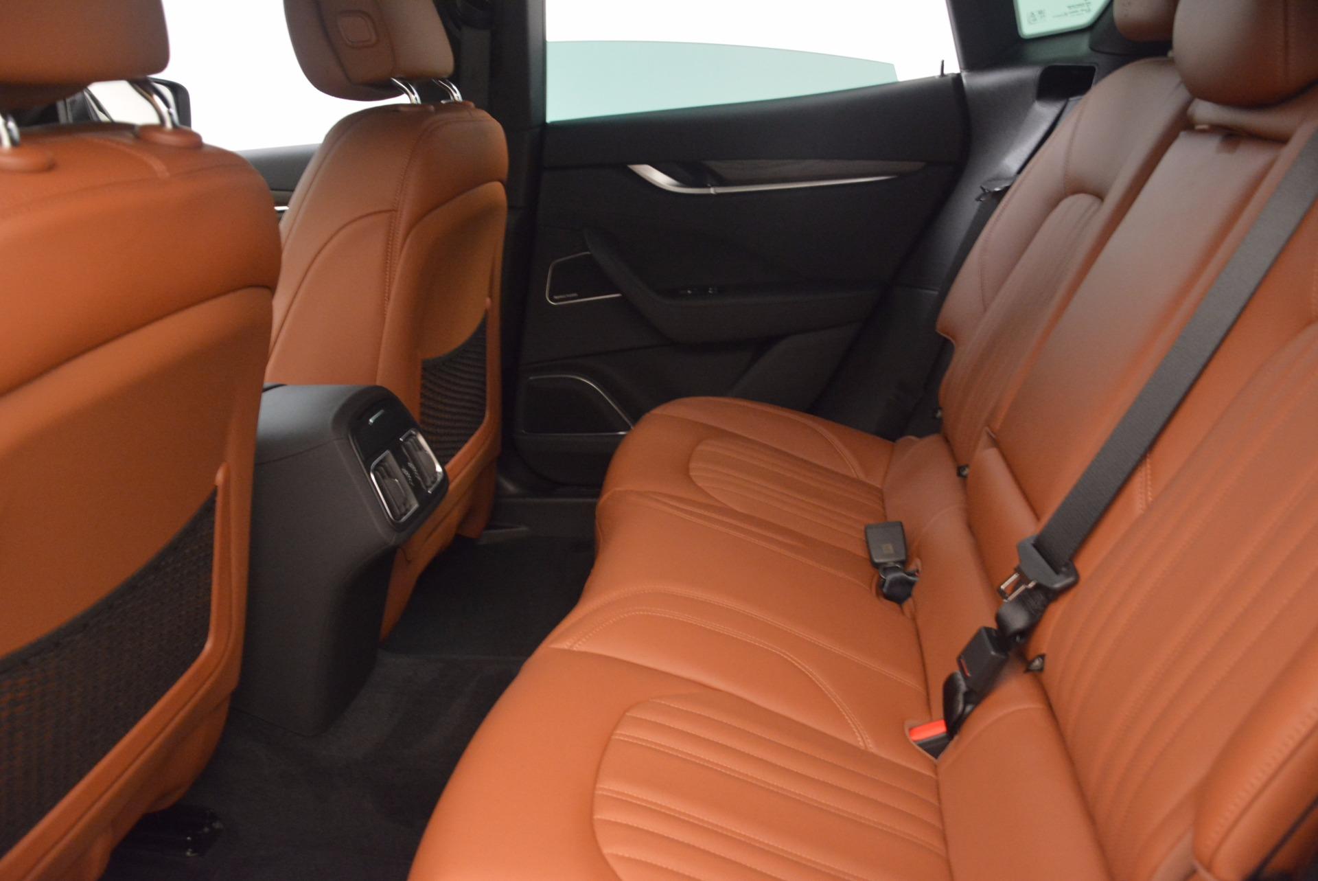 New 2018 Maserati Levante Q4 GranLusso For Sale In Greenwich, CT 1599_p19