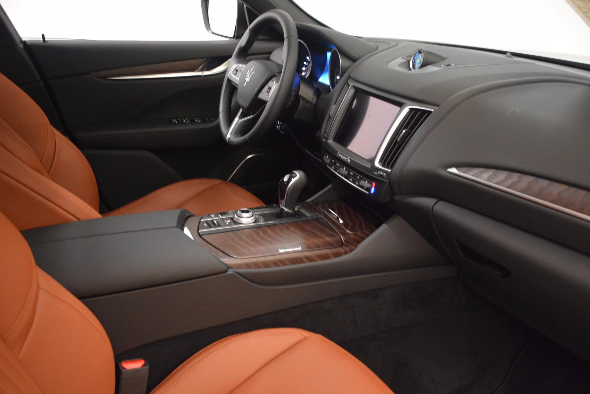 New 2018 Maserati Levante Q4 GranLusso For Sale In Greenwich, CT 1599_p21