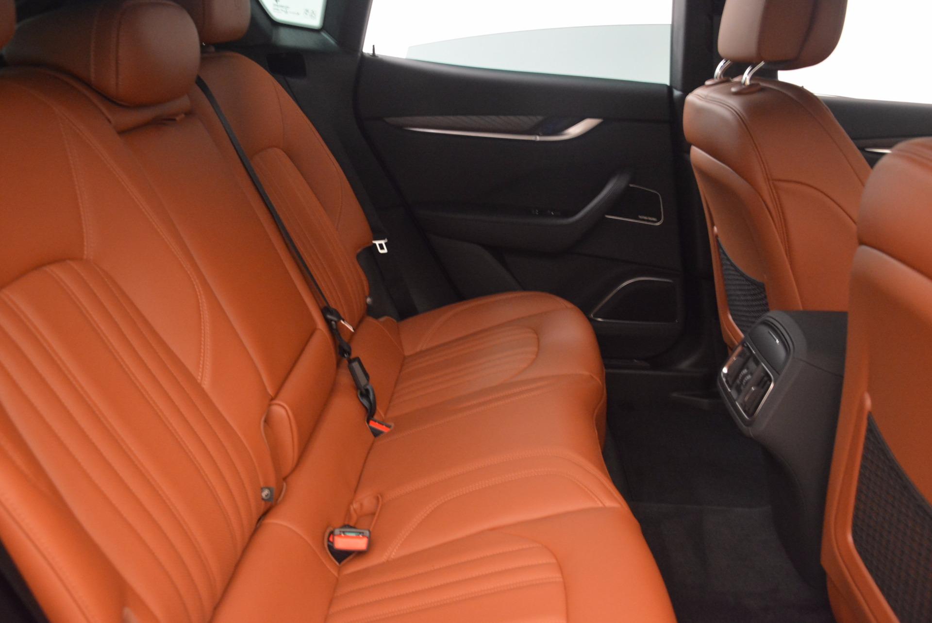 New 2018 Maserati Levante Q4 GranLusso For Sale In Greenwich, CT 1599_p25
