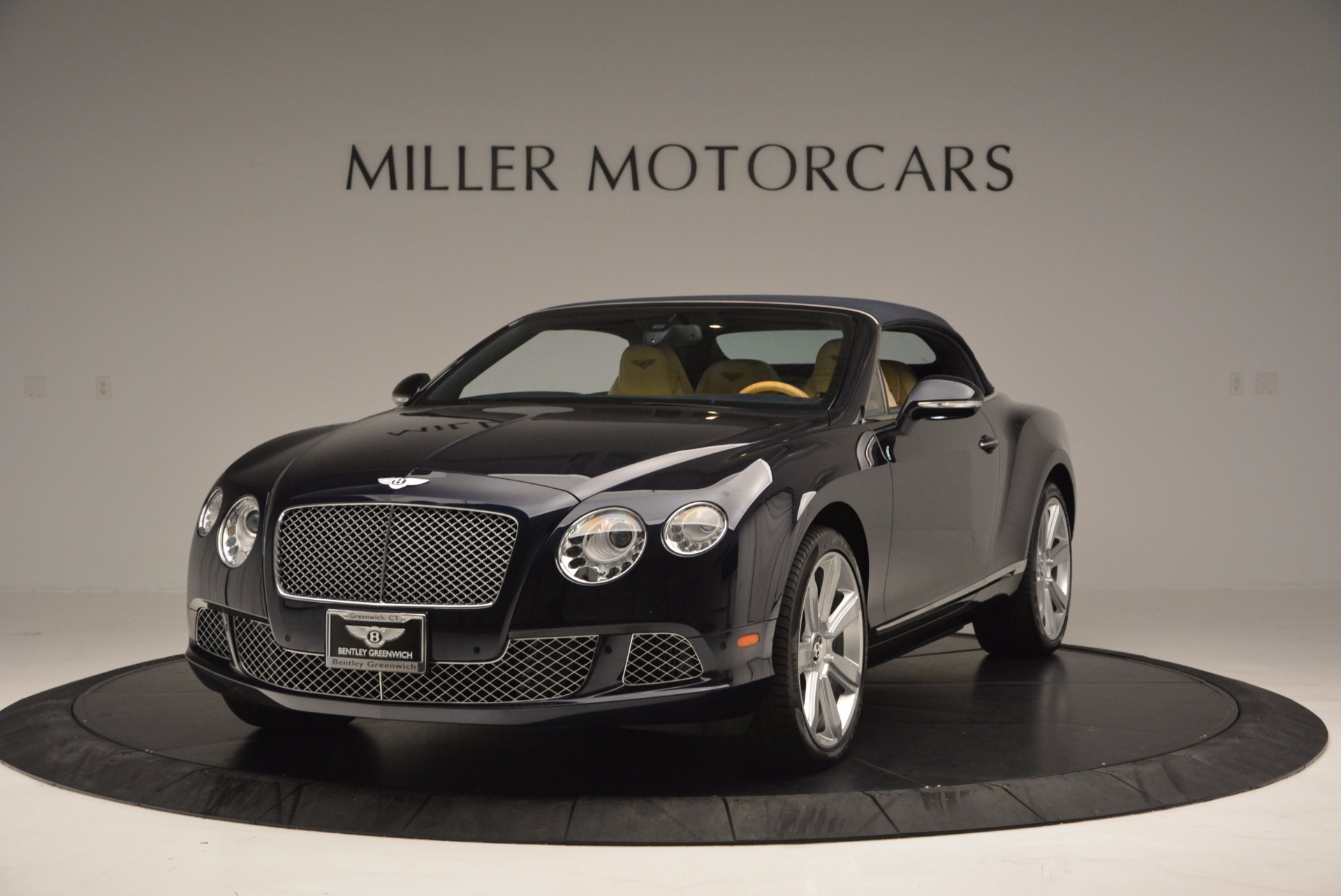 Used 2012 Bentley Continental GTC  For Sale In Greenwich, CT 16_p14