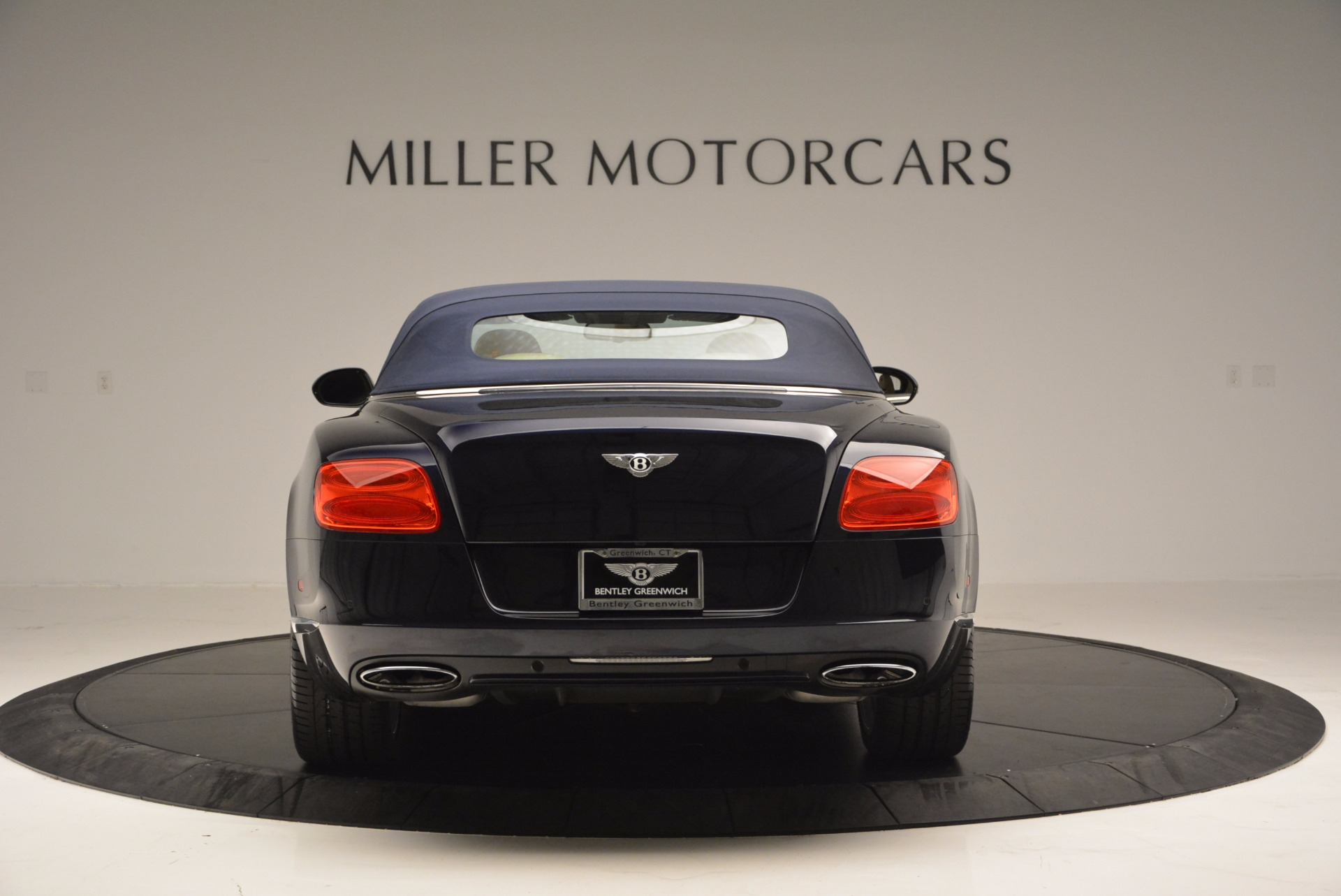 Used 2012 Bentley Continental GTC  For Sale In Greenwich, CT 16_p19