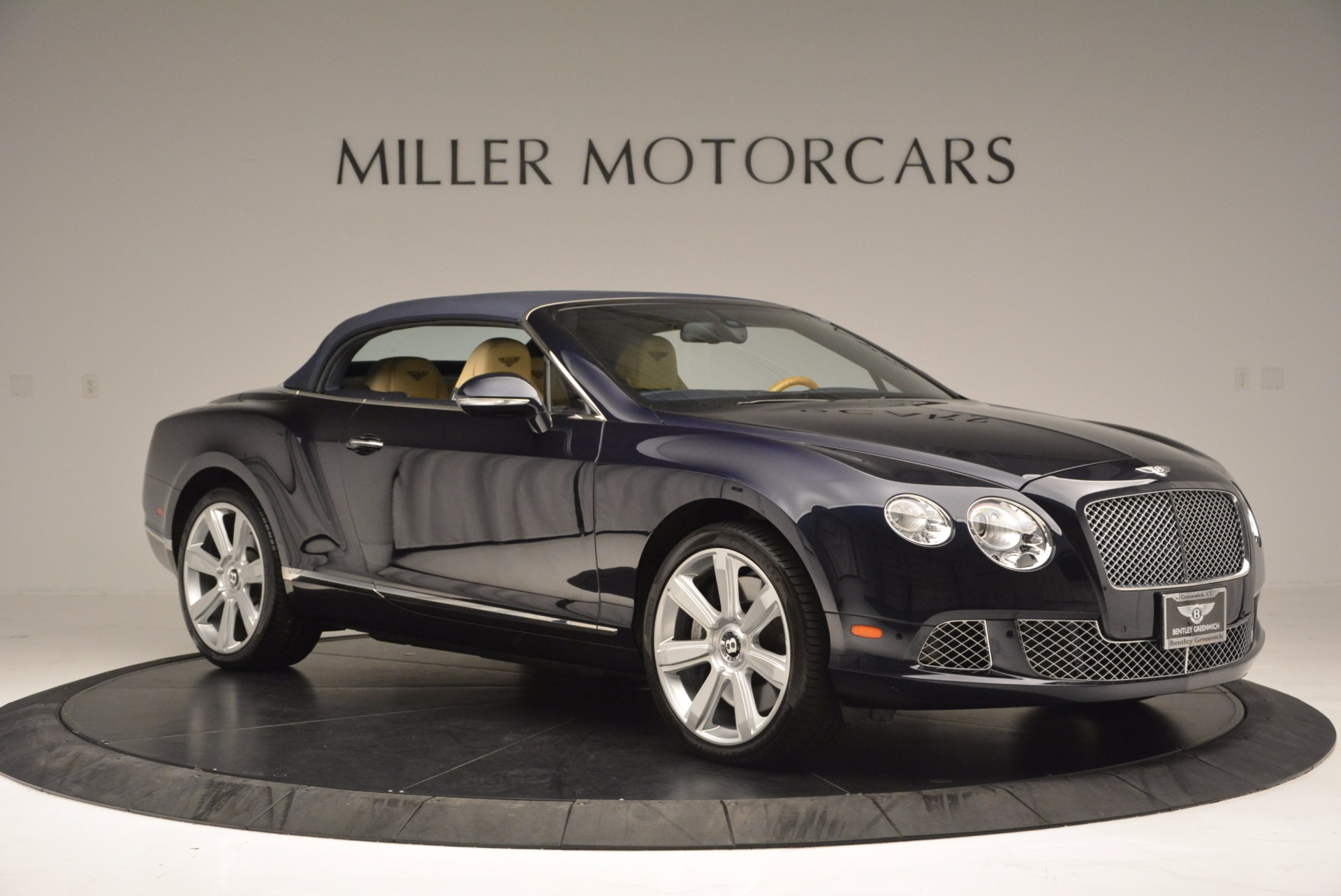 Used 2012 Bentley Continental GTC  For Sale In Greenwich, CT 16_p23