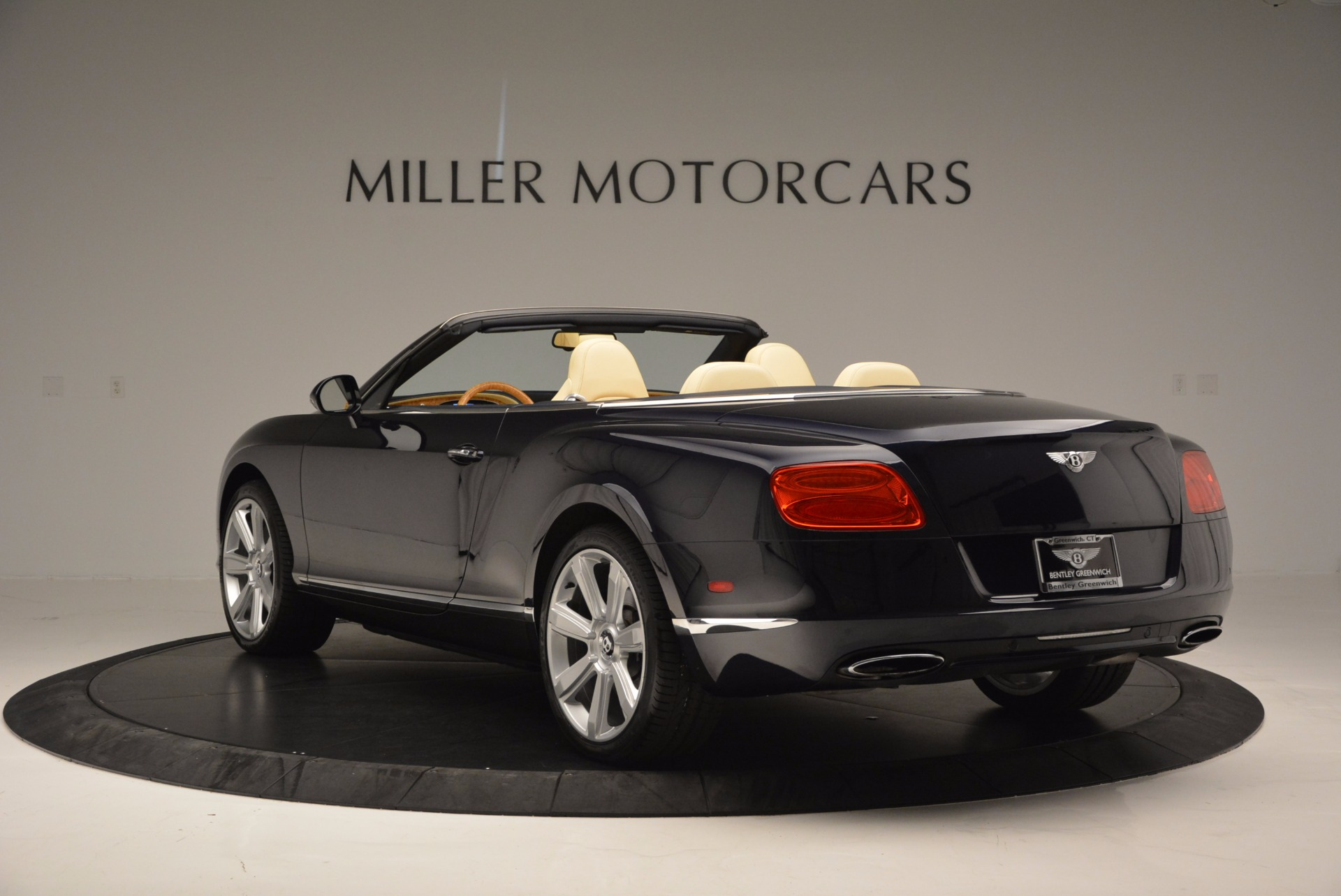 Used 2012 Bentley Continental GTC  For Sale In Greenwich, CT 16_p5