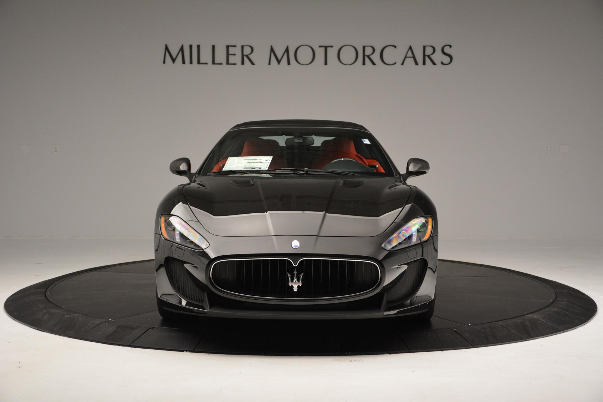New 2016 Maserati GranTurismo Convertible MC For Sale In Greenwich, CT 160_p12