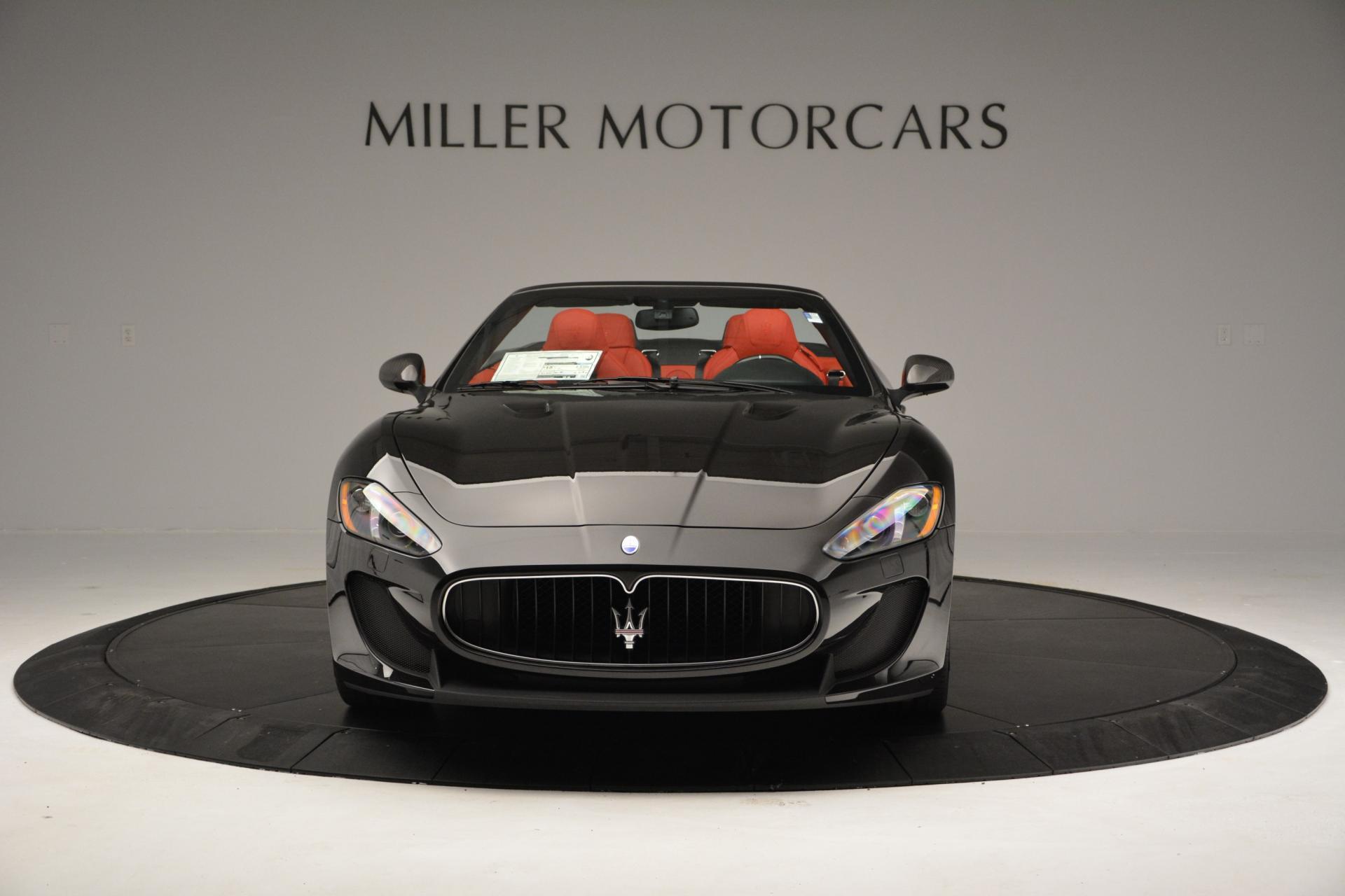 New 2016 Maserati GranTurismo Convertible MC For Sale In Greenwich, CT 160_p13