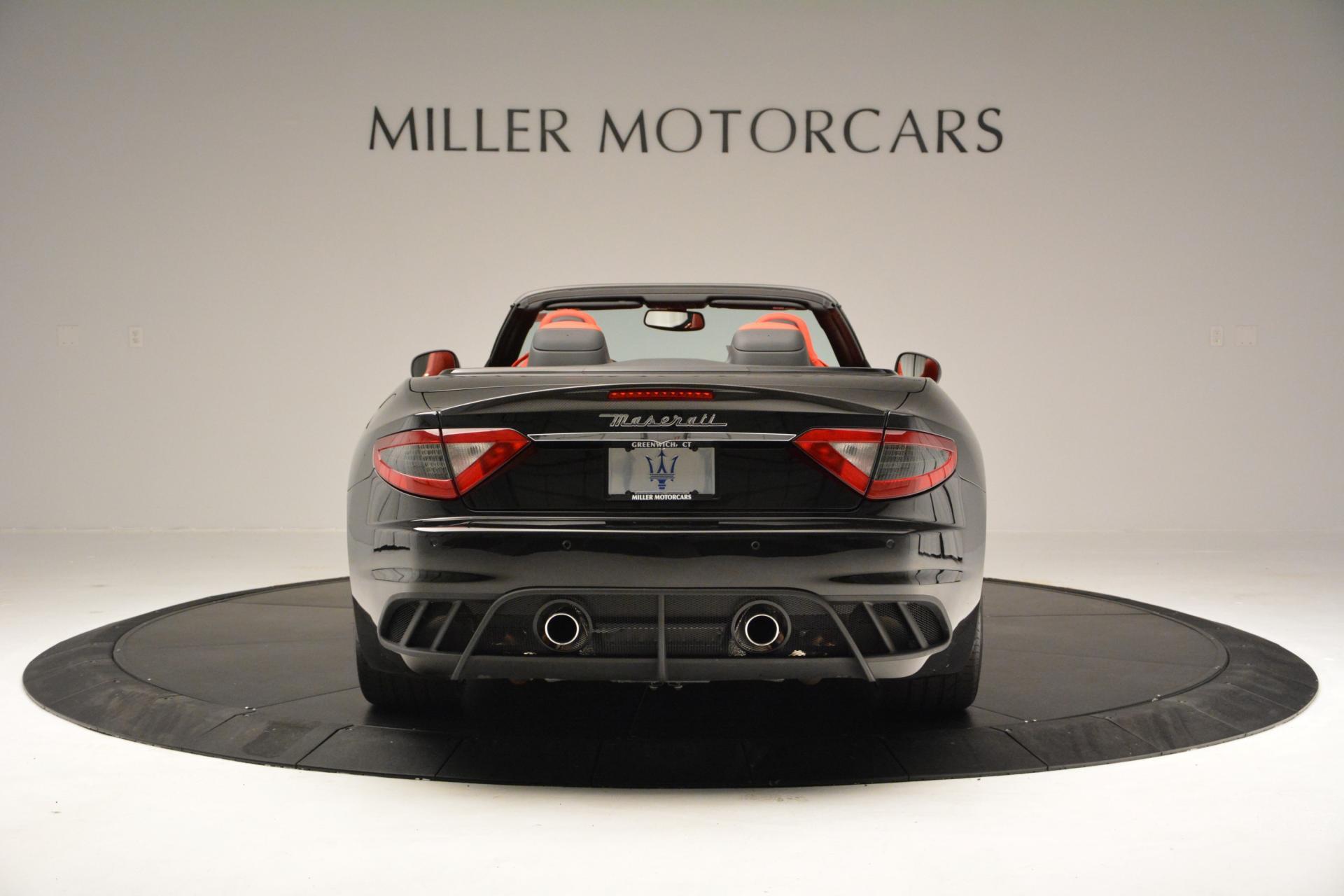New 2016 Maserati GranTurismo Convertible MC For Sale In Greenwich, CT 160_p14