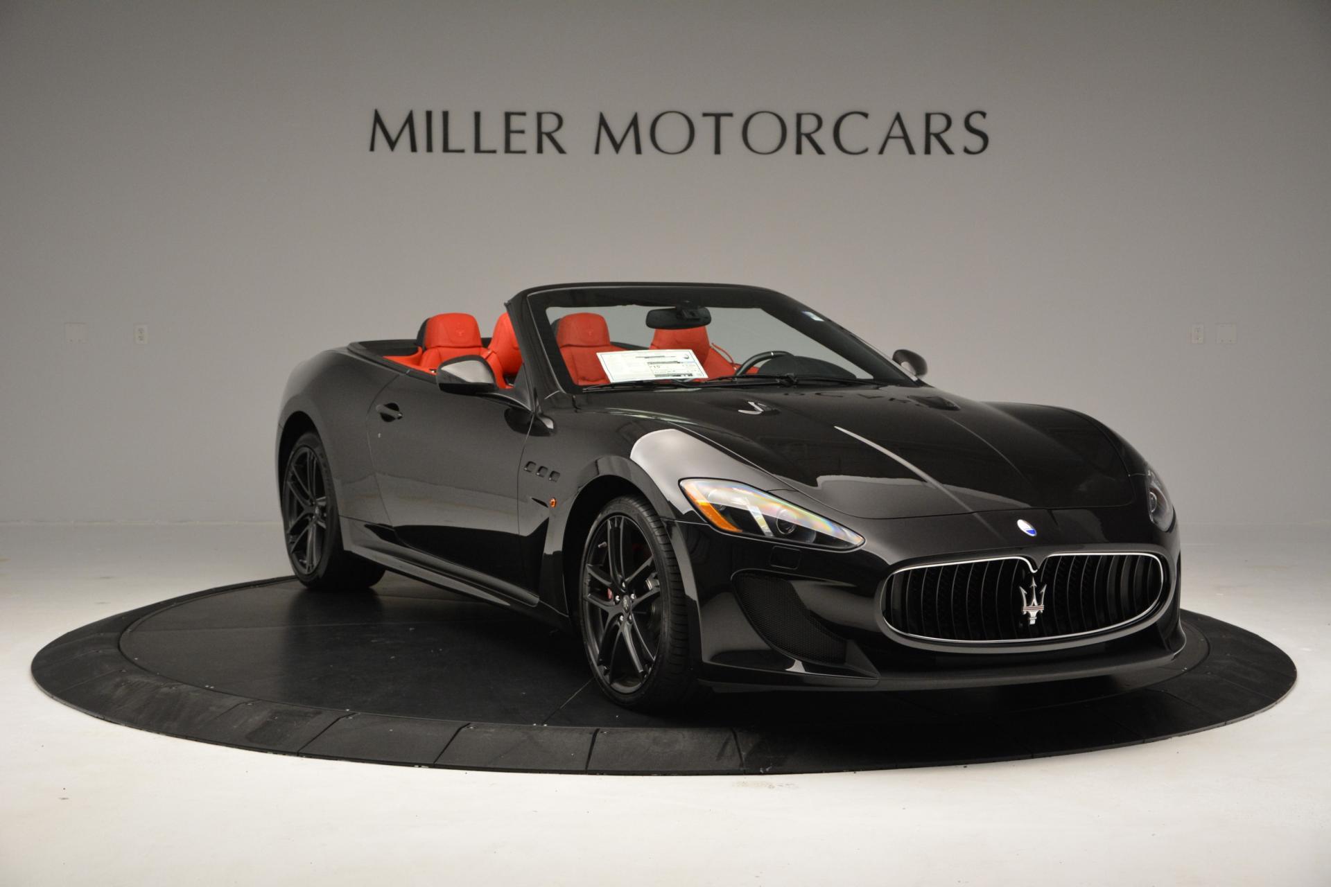 New 2016 Maserati GranTurismo Convertible MC For Sale In Greenwich, CT 160_p19