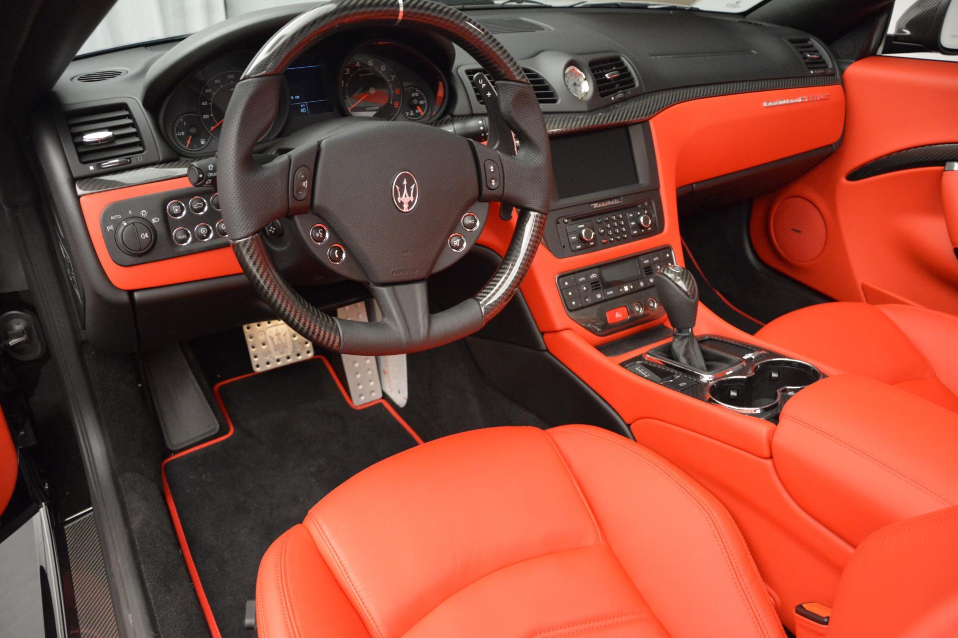 New 2016 Maserati GranTurismo Convertible MC For Sale In Greenwich, CT 160_p20