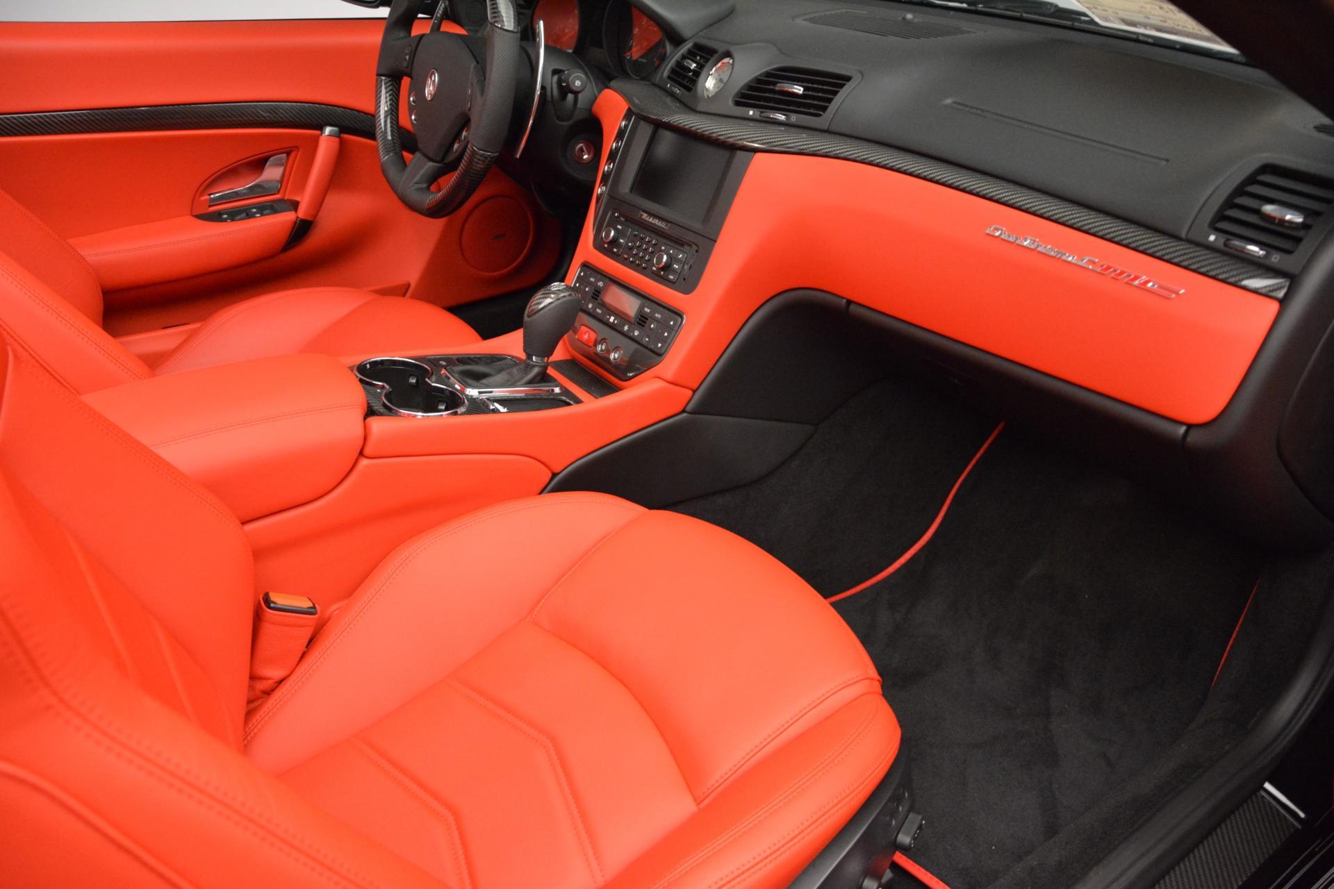 New 2016 Maserati GranTurismo Convertible MC For Sale In Greenwich, CT 160_p26