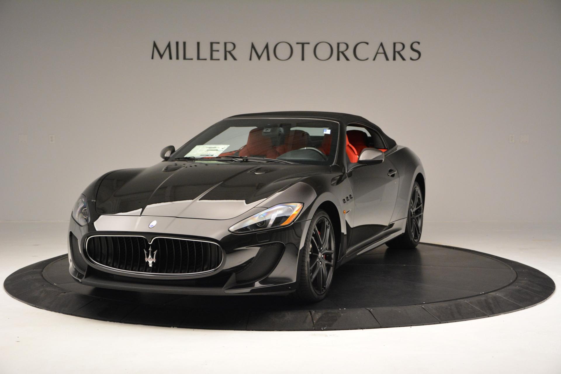 New 2016 Maserati GranTurismo Convertible MC For Sale In Greenwich, CT 160_p8