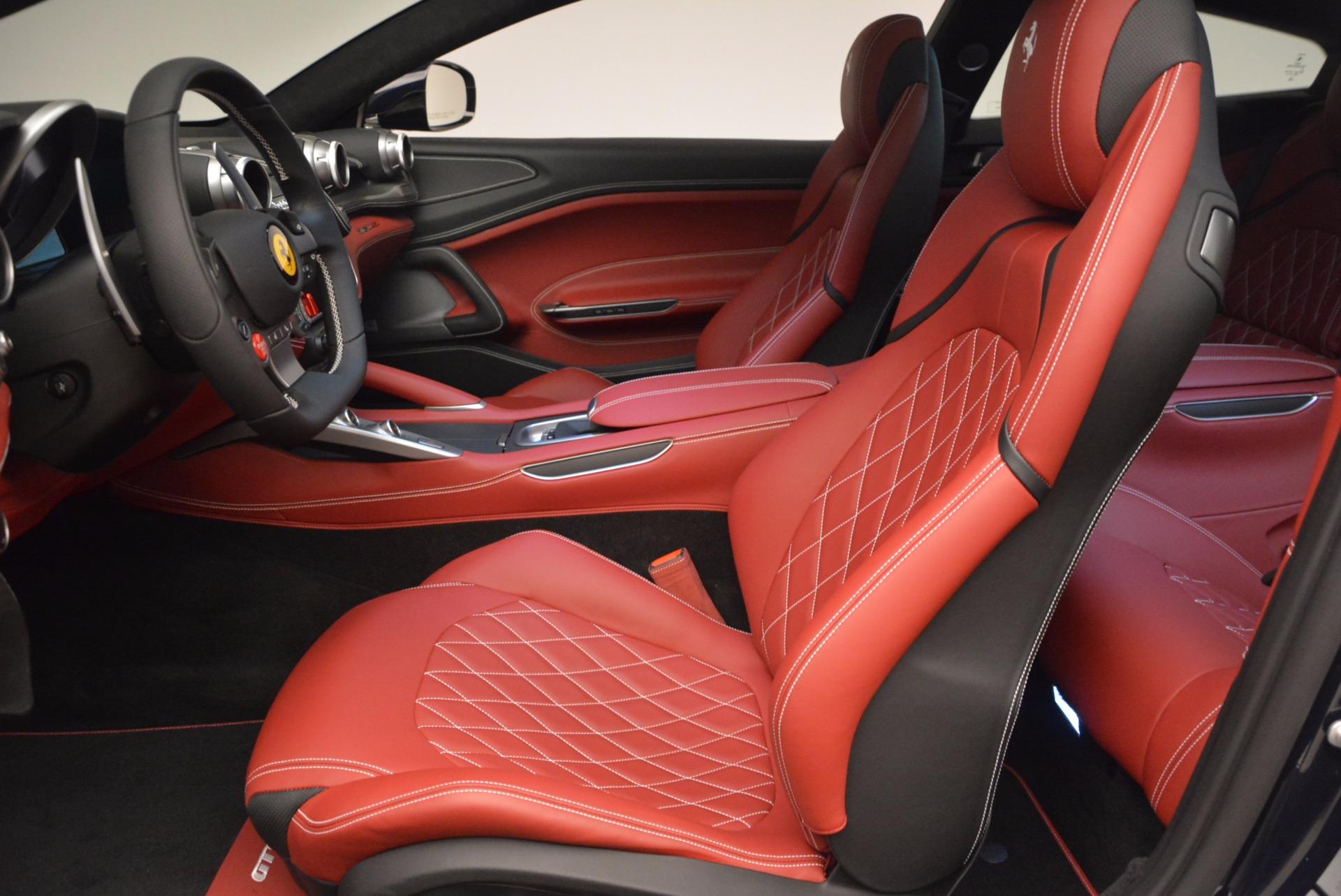 Used 2017 Ferrari GTC4Lusso  For Sale In Greenwich, CT 1601_p14