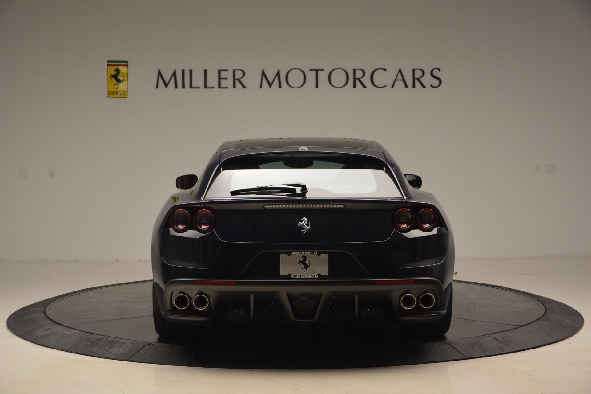 Used 2017 Ferrari GTC4Lusso  For Sale In Greenwich, CT 1601_p6