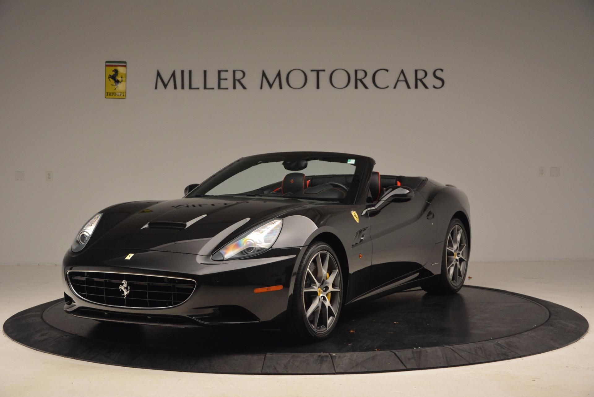Used 2013 Ferrari California  For Sale In Greenwich, CT 1603_main