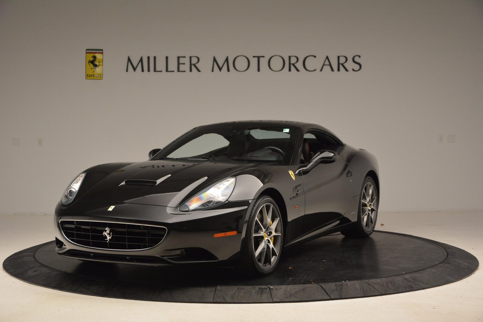 Used 2013 Ferrari California  For Sale In Greenwich, CT 1603_p13