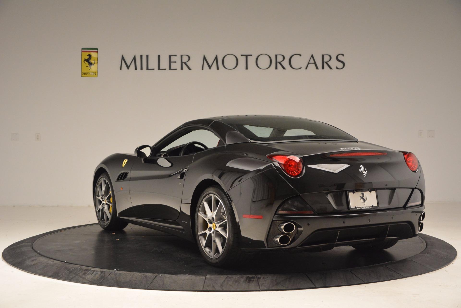 Used 2013 Ferrari California  For Sale In Greenwich, CT 1603_p17