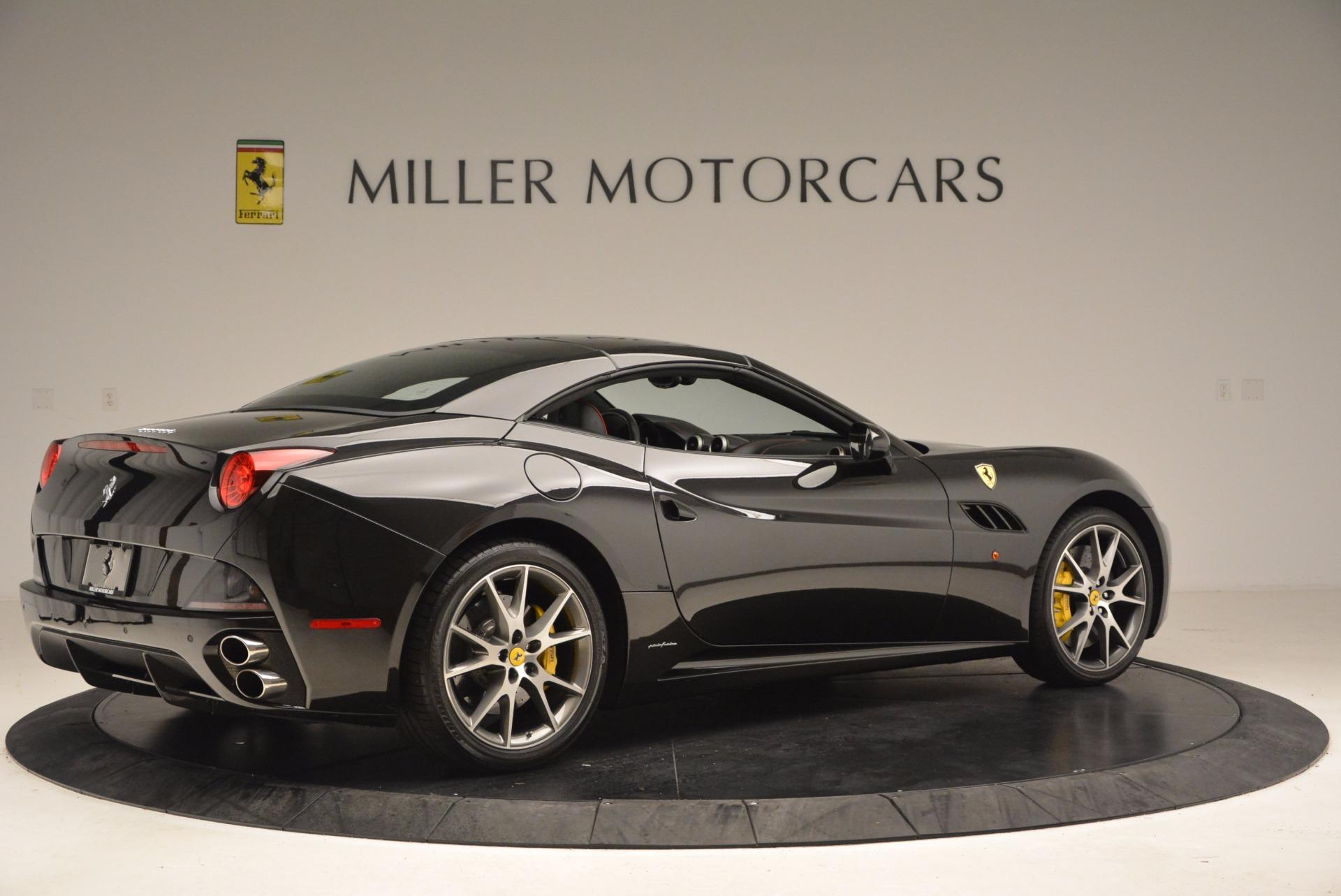 Used 2013 Ferrari California  For Sale In Greenwich, CT 1603_p20