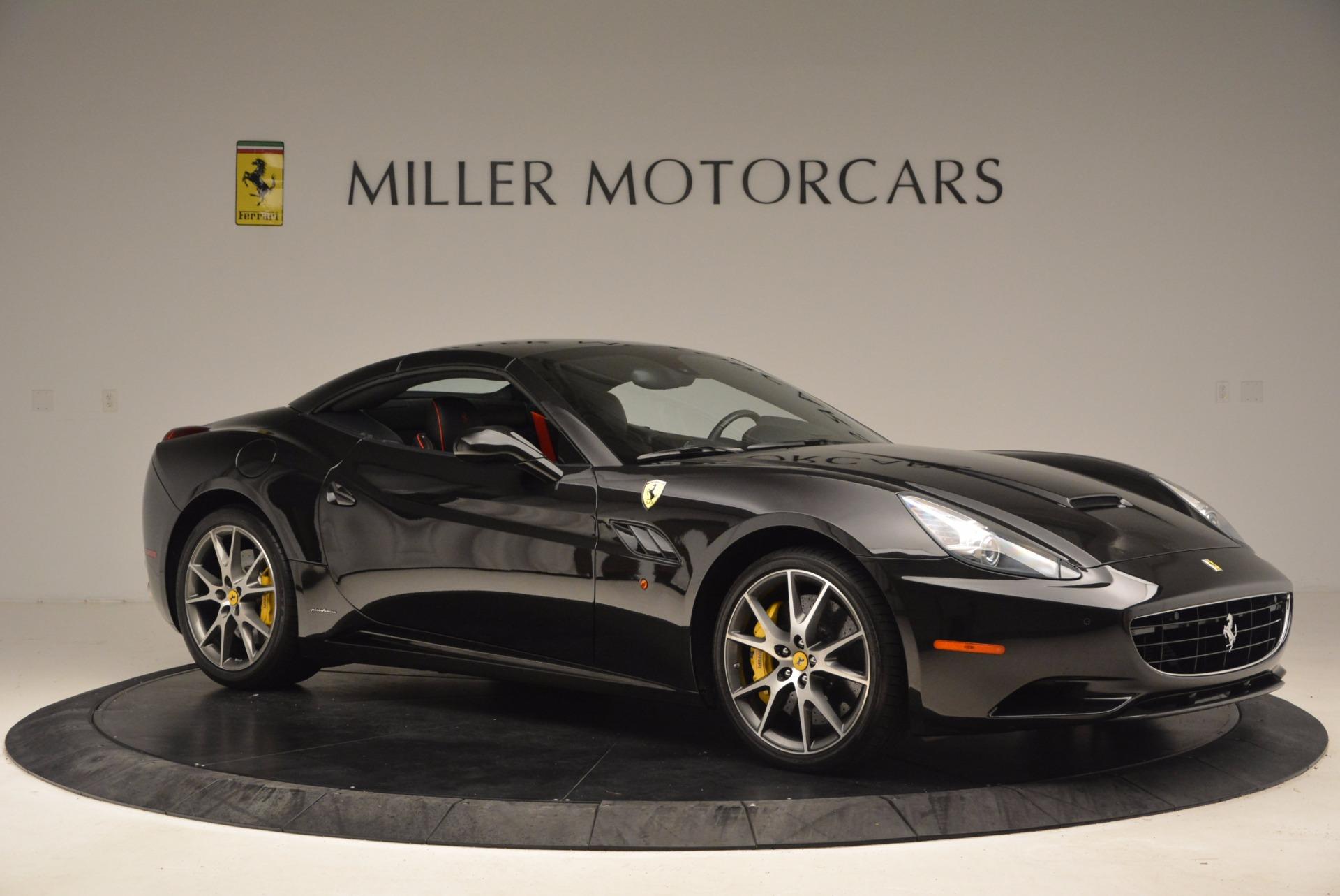 Used 2013 Ferrari California  For Sale In Greenwich, CT 1603_p22