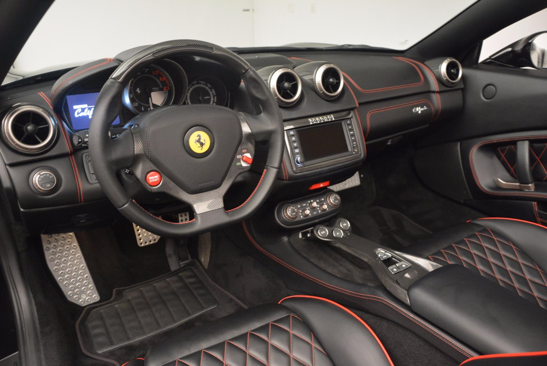 Used 2013 Ferrari California  For Sale In Greenwich, CT 1603_p25