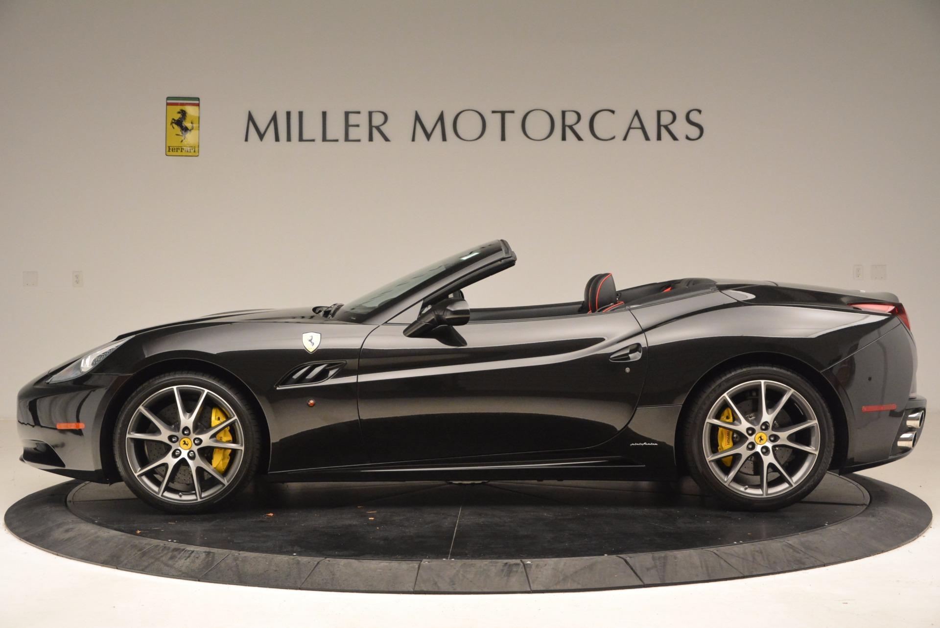 Used 2013 Ferrari California  For Sale In Greenwich, CT 1603_p3