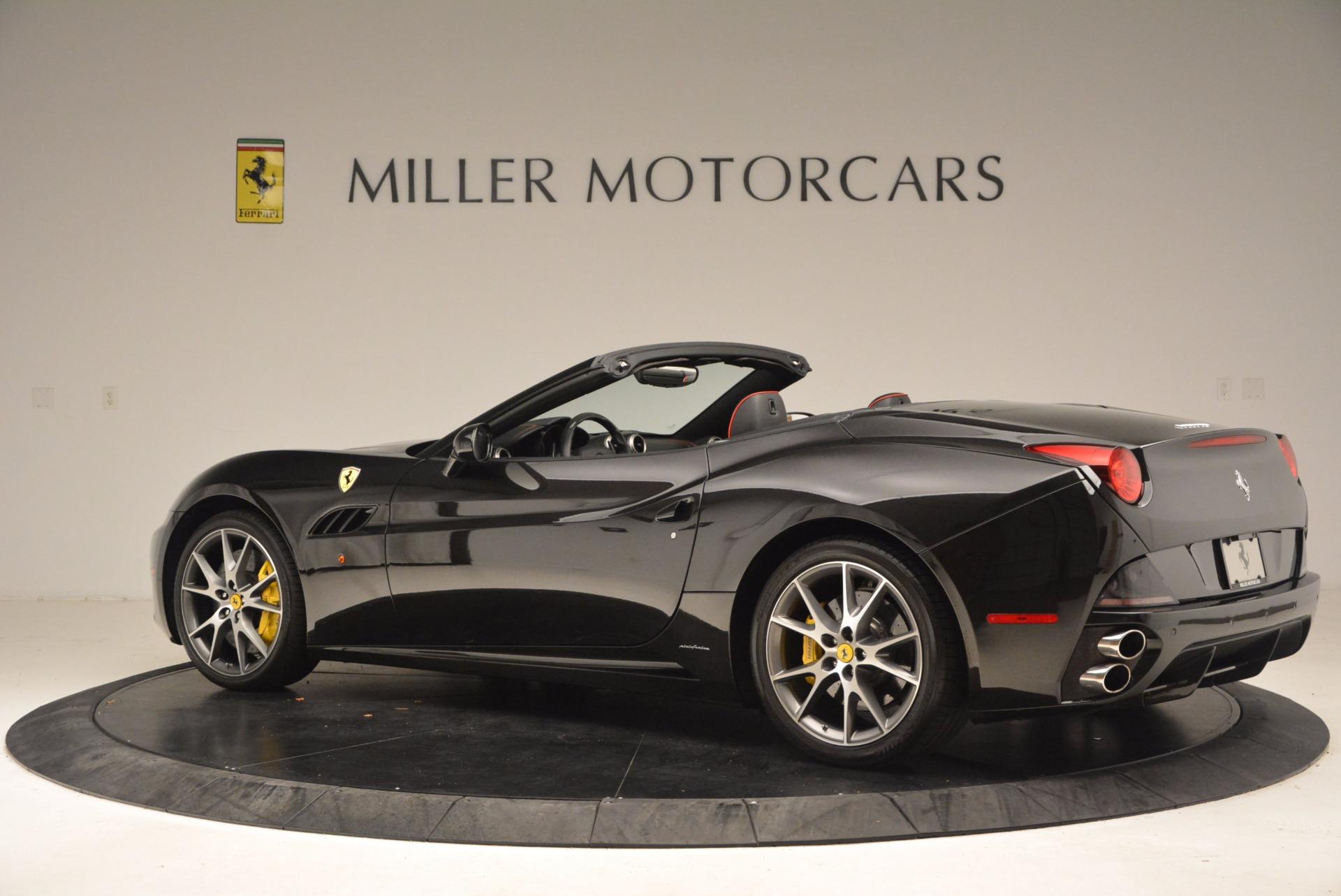 Used 2013 Ferrari California  For Sale In Greenwich, CT 1603_p4