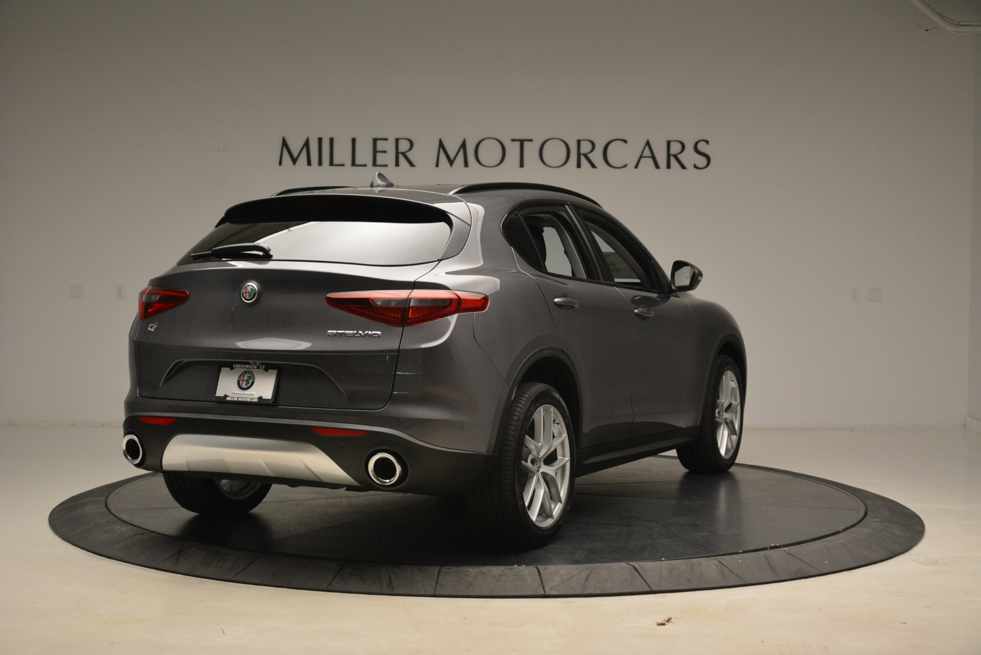 New 2018 Alfa Romeo Stelvio Sport Q4 For Sale In Greenwich, CT 1604_p7