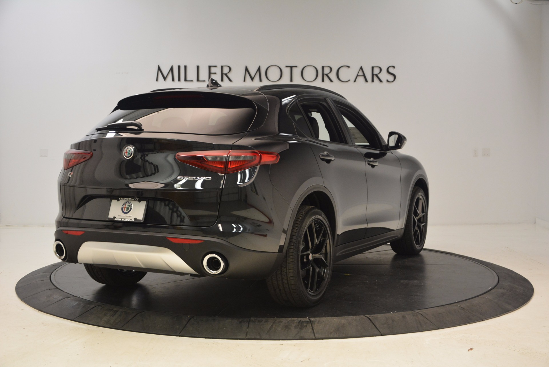 New 2018 Alfa Romeo Stelvio Ti Sport Q4 For Sale In Greenwich, CT 1605_p7