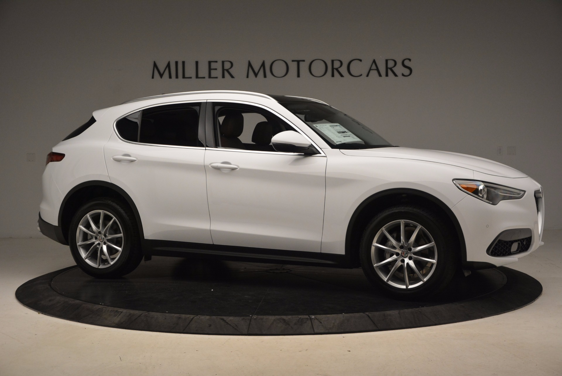 New 2018 Alfa Romeo Stelvio Ti Q4 For Sale In Greenwich, CT 1607_p10