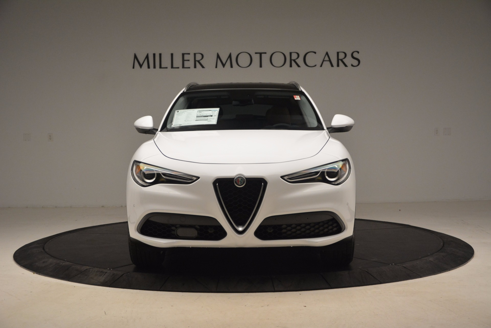 New 2018 Alfa Romeo Stelvio Ti Q4 For Sale In Greenwich, CT 1607_p12