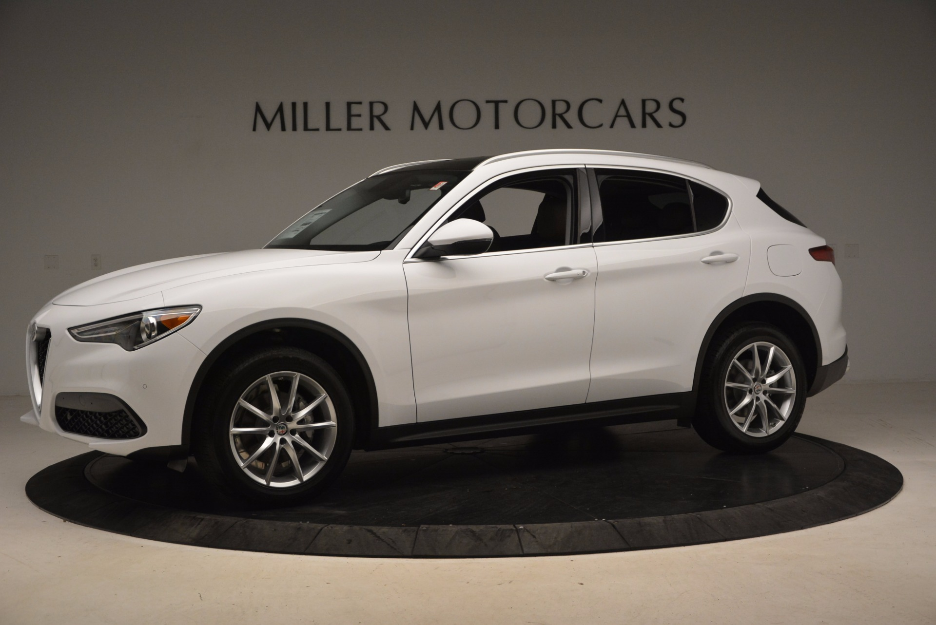 New 2018 Alfa Romeo Stelvio Ti Q4 For Sale In Greenwich, CT 1607_p2