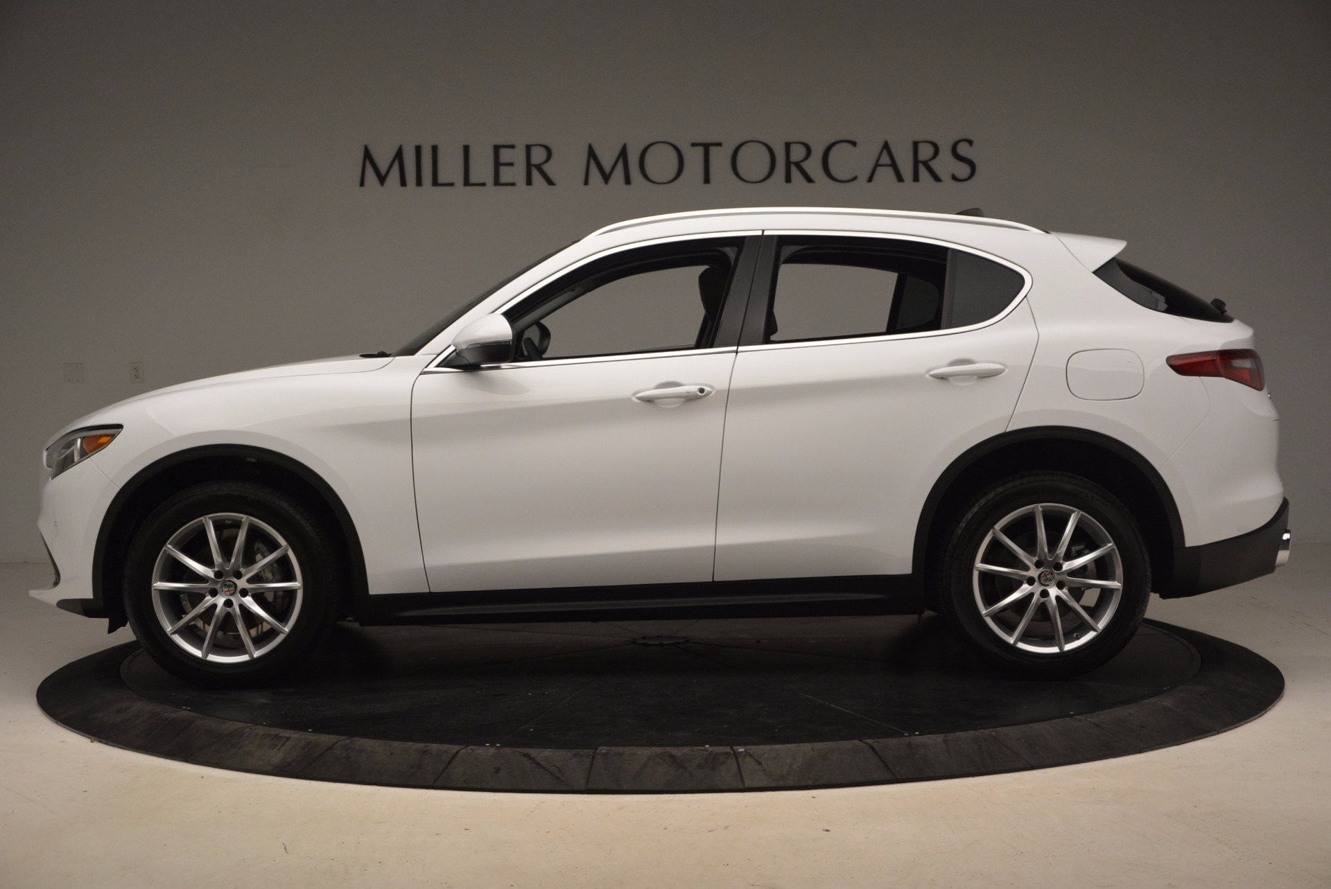 New 2018 Alfa Romeo Stelvio Ti Q4 For Sale In Greenwich, CT 1607_p3