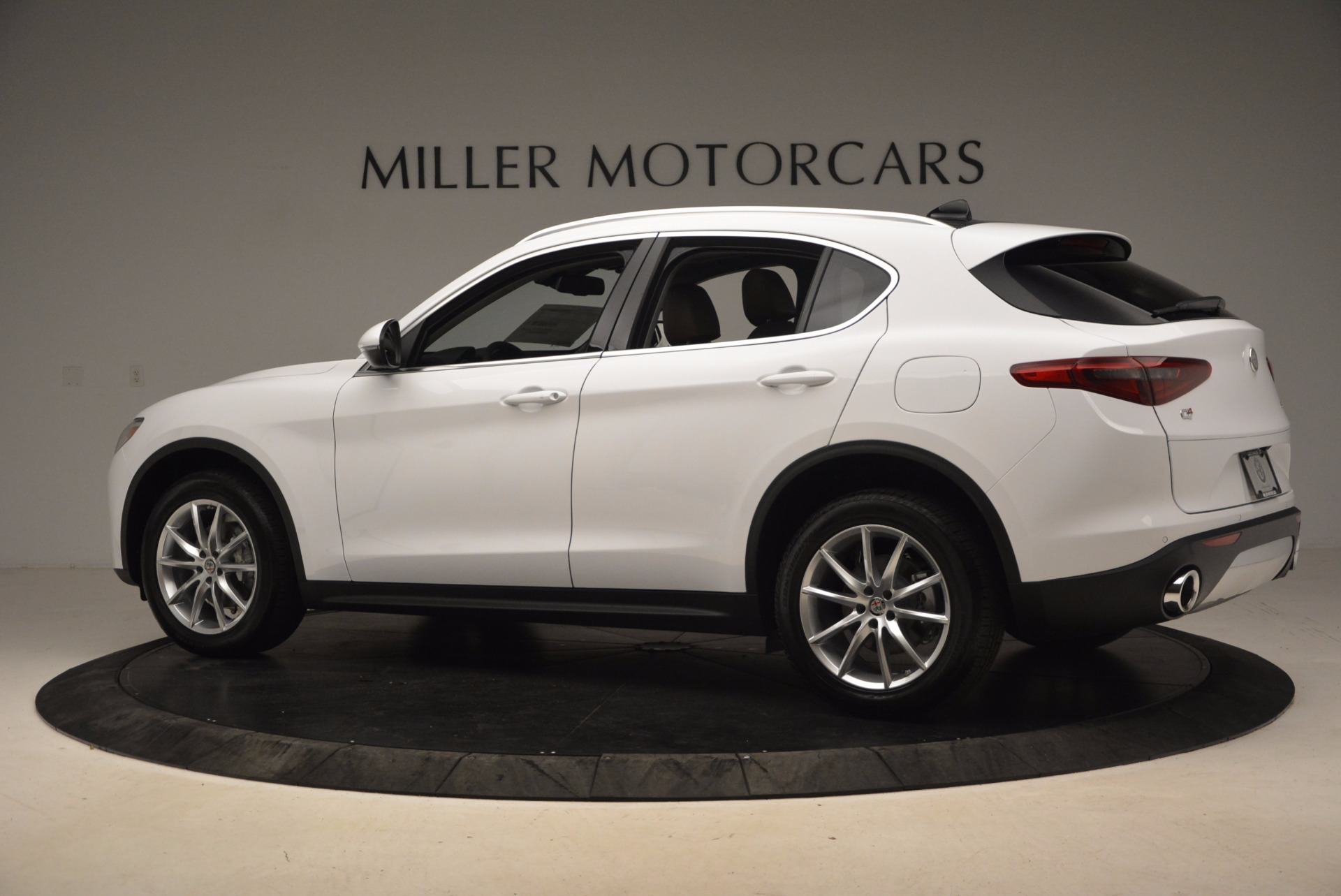 New 2018 Alfa Romeo Stelvio Ti Q4 For Sale In Greenwich, CT 1607_p4