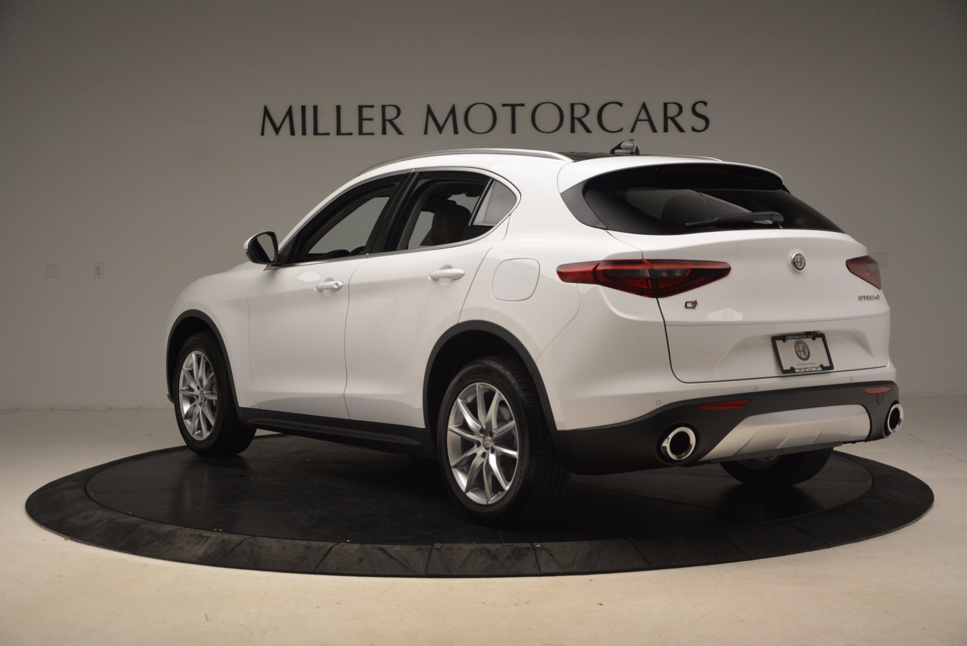 New 2018 Alfa Romeo Stelvio Ti Q4 For Sale In Greenwich, CT 1607_p5